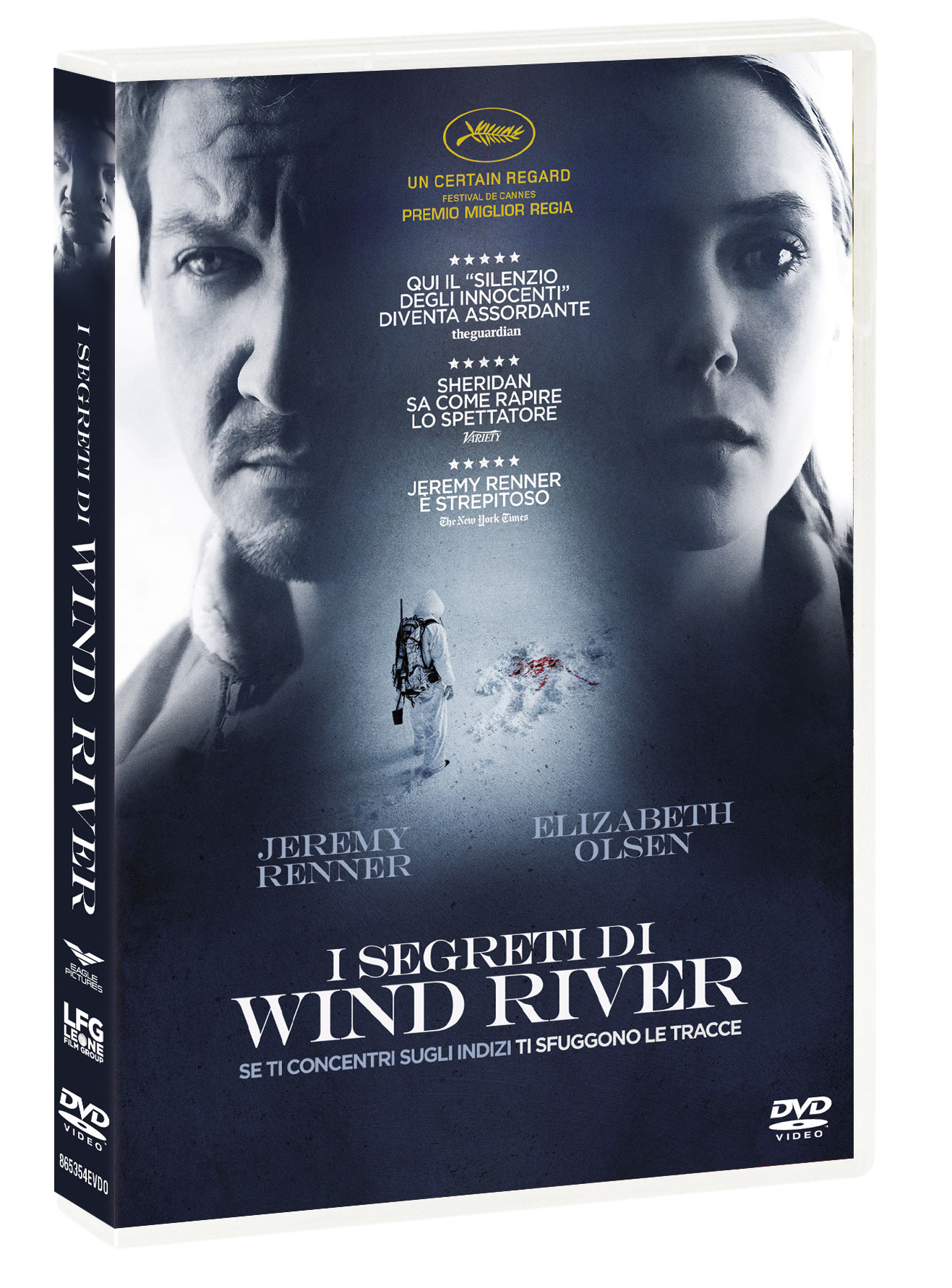 I SEGRETI DI WIND RIVER (DVD)