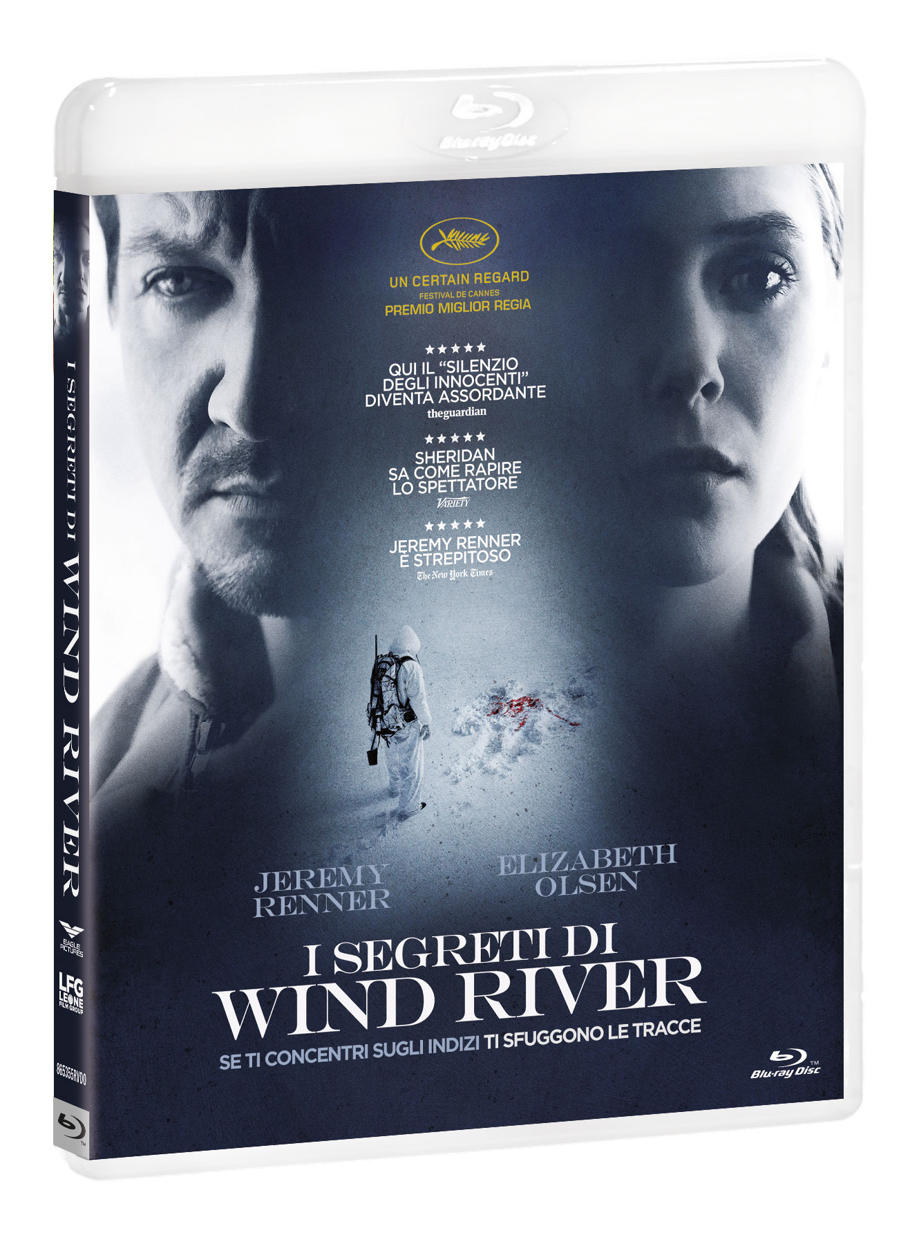 I SEGRETI DI WIND RIVER - BLU RAY