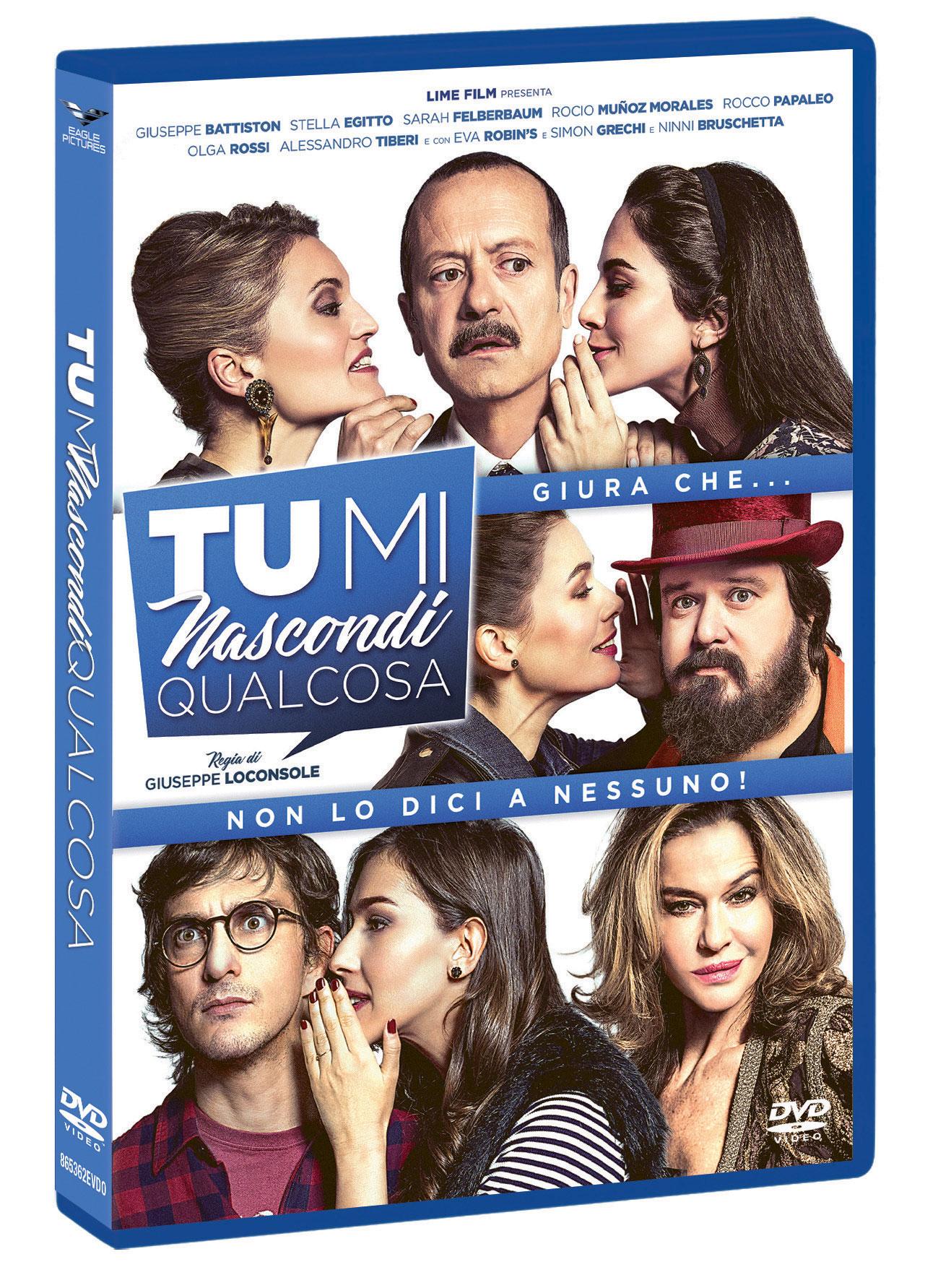 TU MI NASCONDI QUALCOSA (DVD)