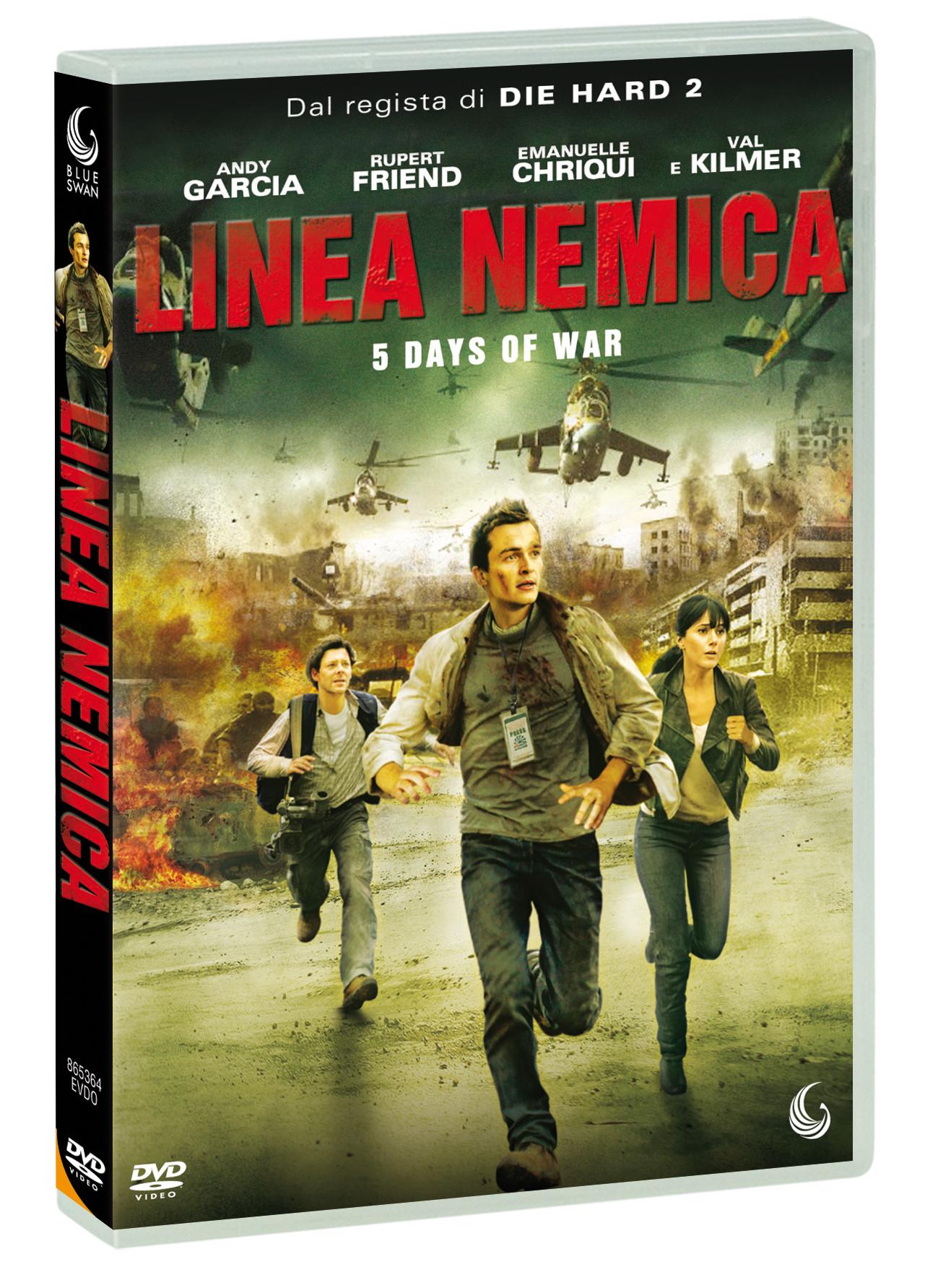 LINEA NEMICA (DVD)