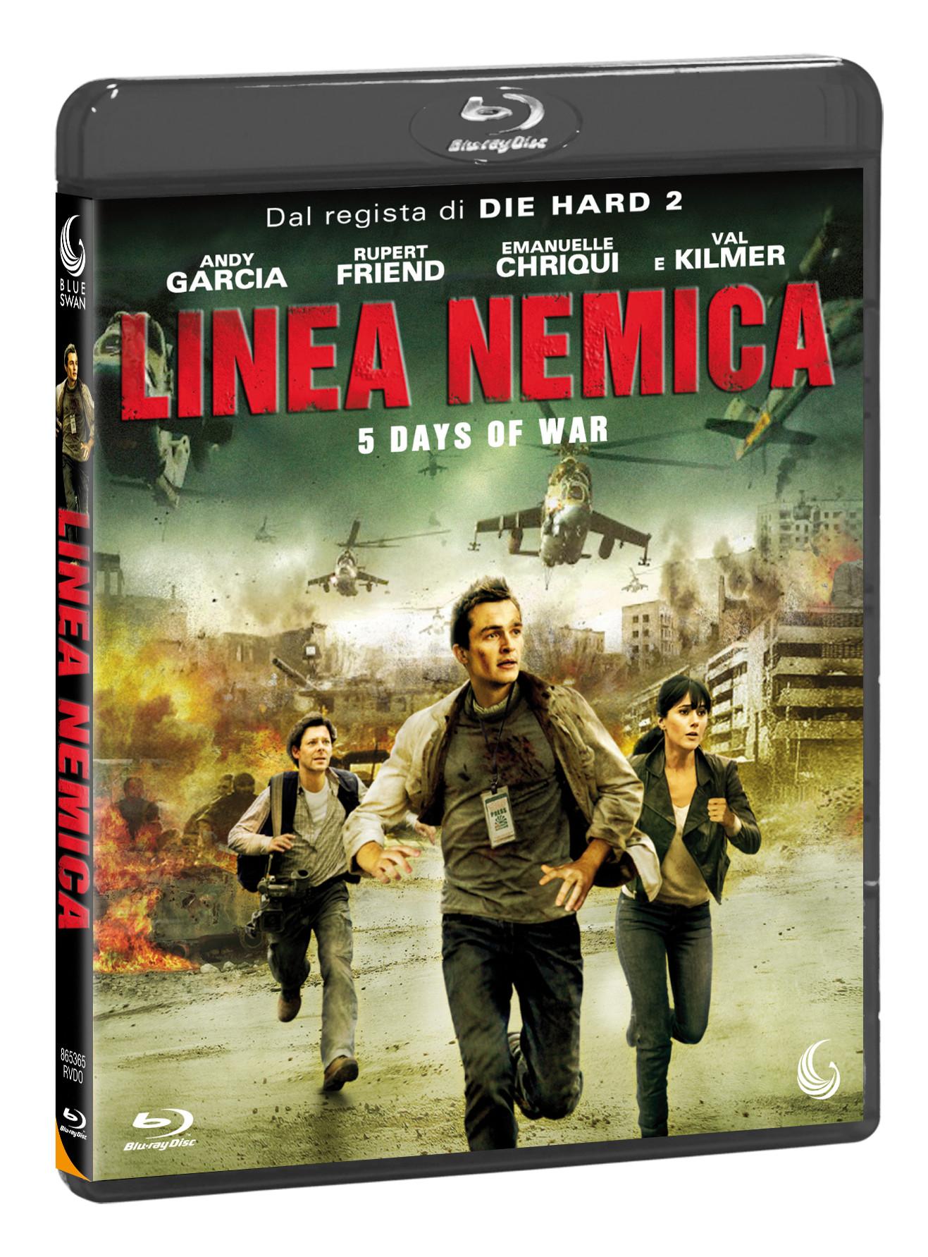 LINEA NEMICA - BLU RAY