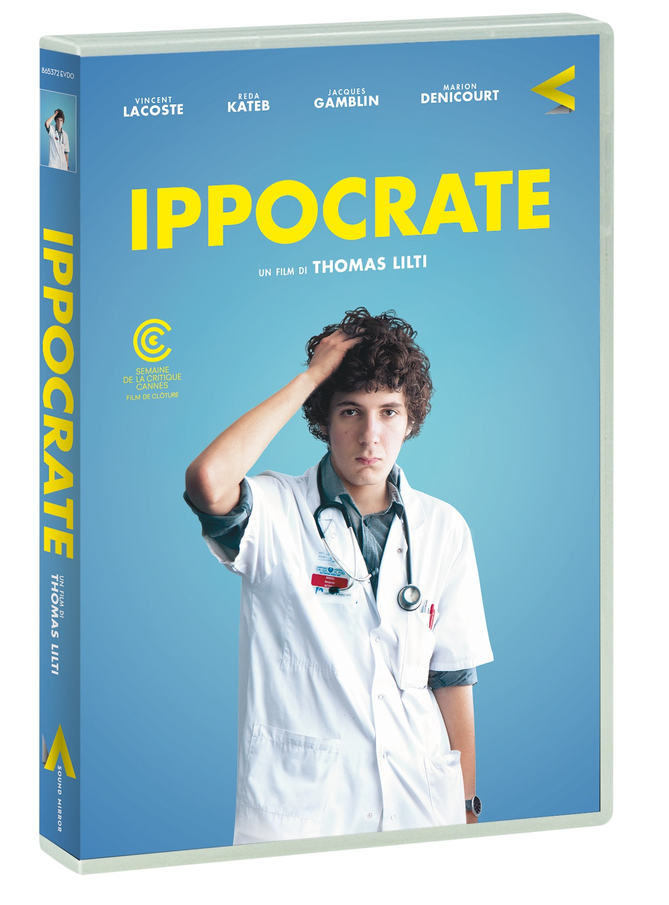 IPPOCRATE (DVD)