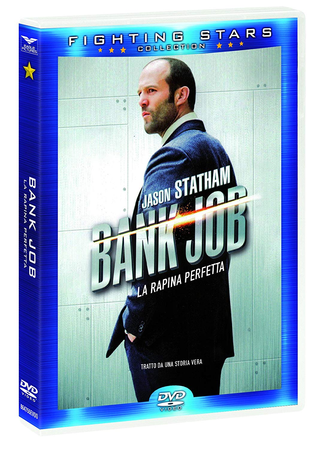 BANK JOB - LA RAPINA PERFETTA (FIGHTING STARS) (DVD)