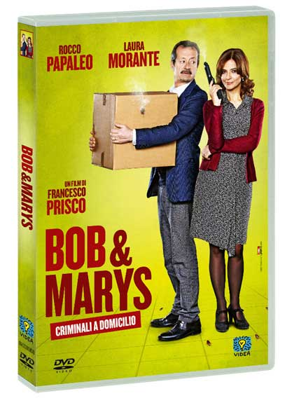 BOB & MARYS - CRIMINALI A DOMICILIO (DVD)