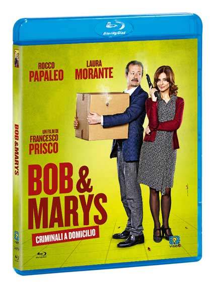 BOB & MARYS - CRIMINALI A DOMICILIO - BLU RAY