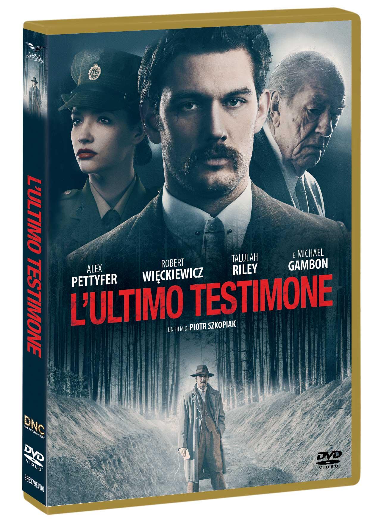 L'ULTIMO TESTIMONE (DVD)