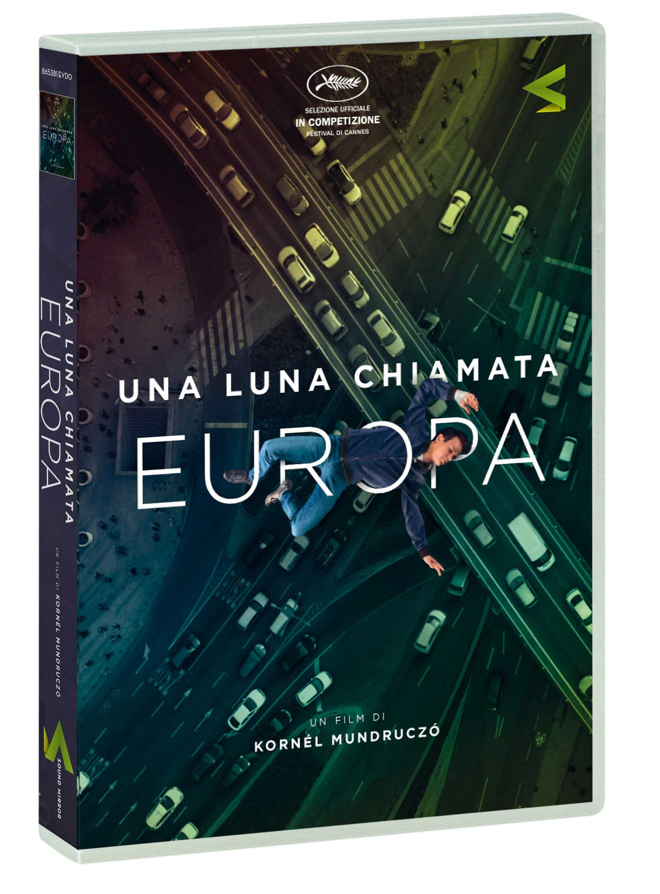 UNA LUNA CHIAMATA EUROPA (DVD)