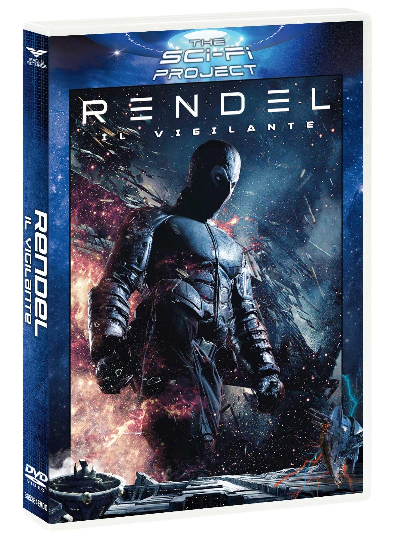 RENDEL - IL VIGILANTE (SCI-FI PROJECT) (DVD)