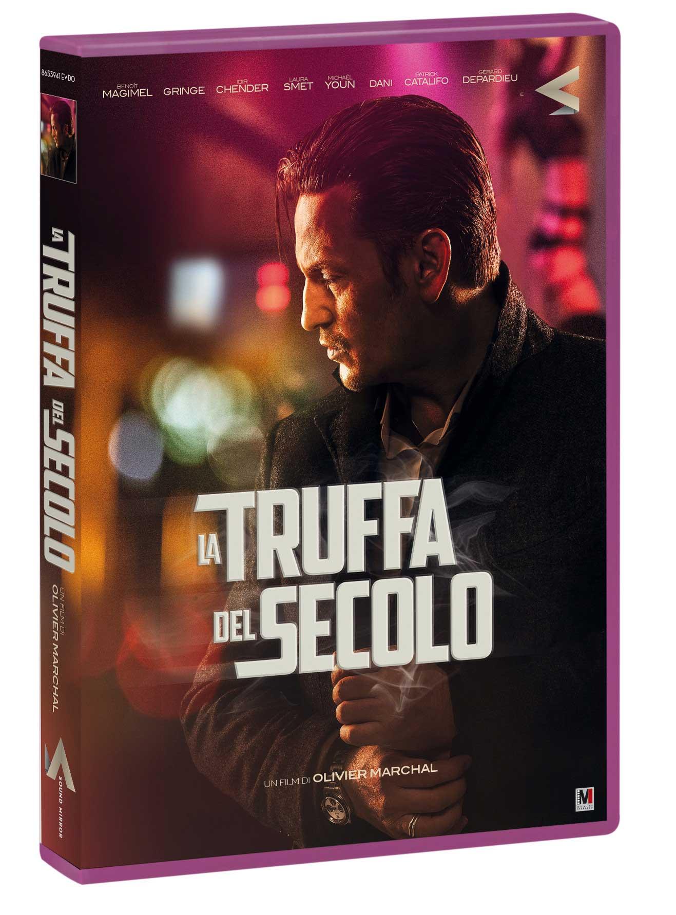 LA TRUFFA DEL SECOLO (DVD)