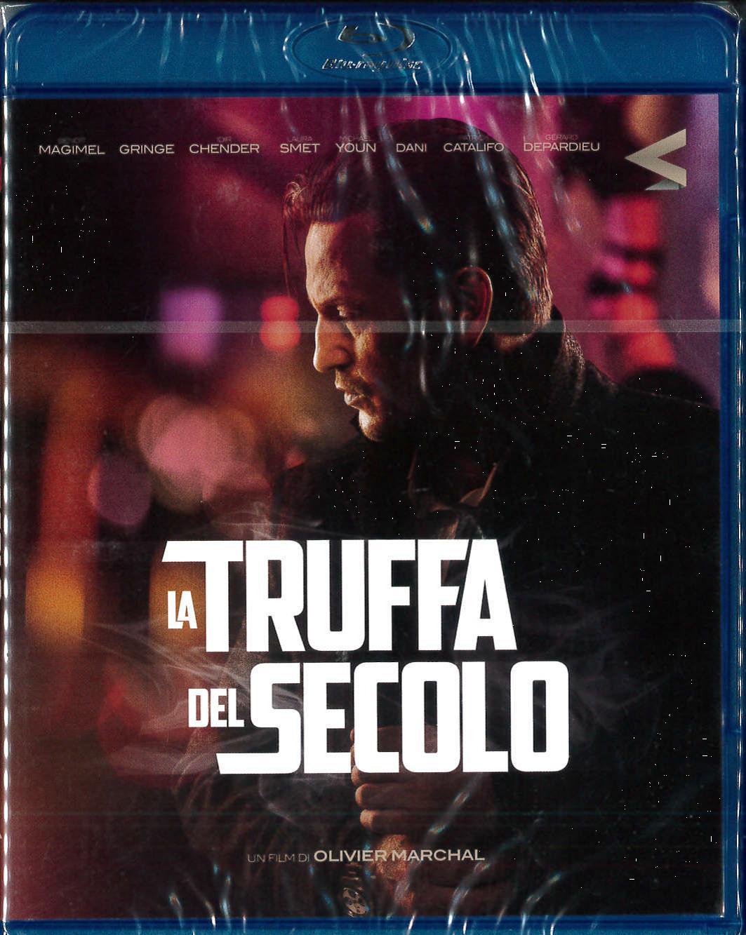LA TRUFFA DEL SECOLO - BLU RAY