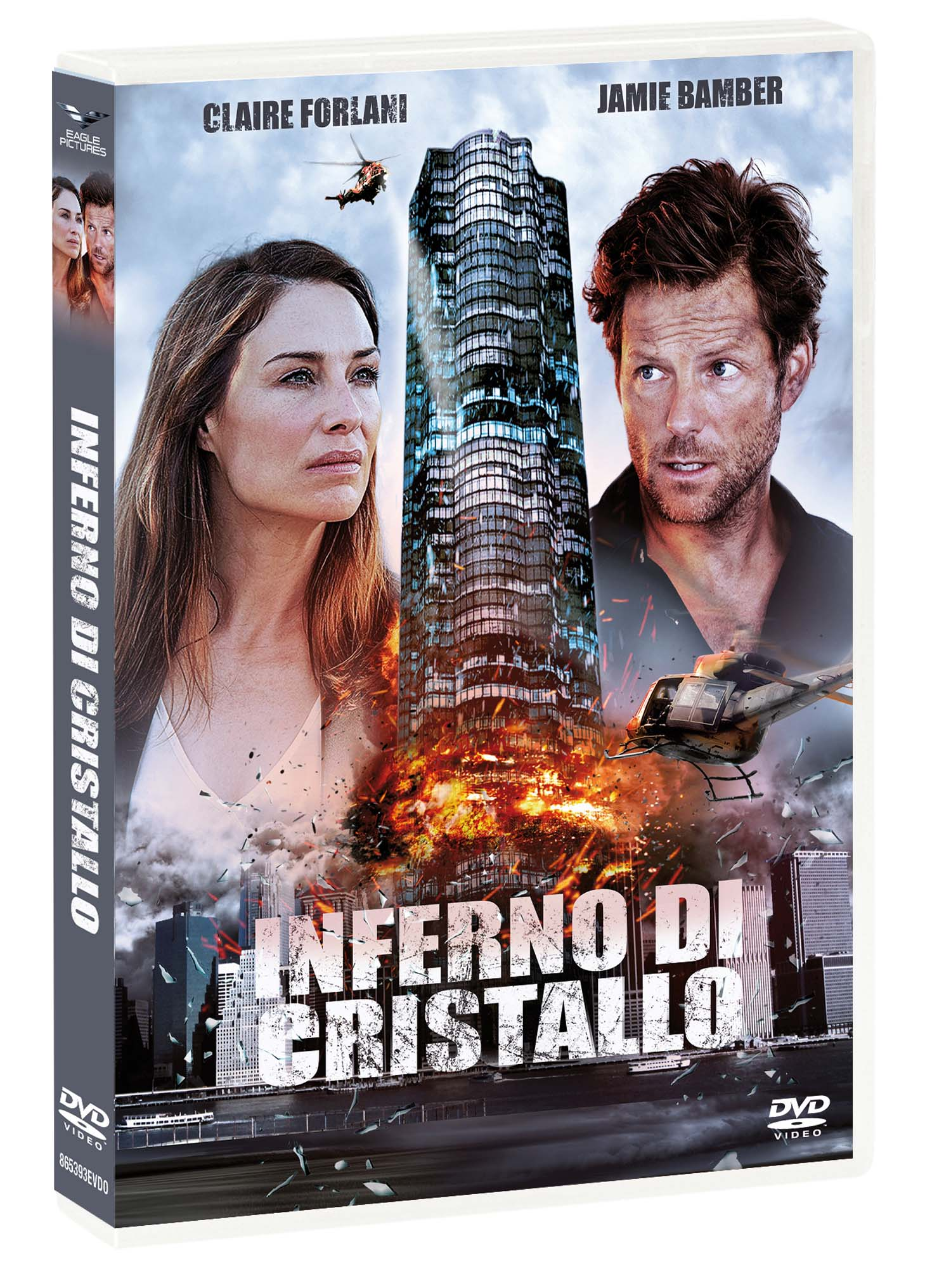 INFERNO DI CRISTALLO (DVD)