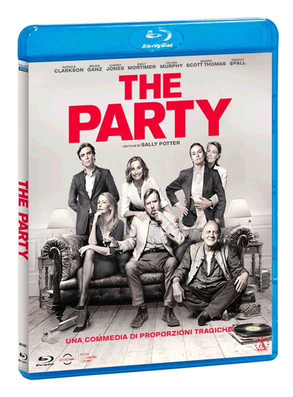 THE PARTY - BLU RAY
