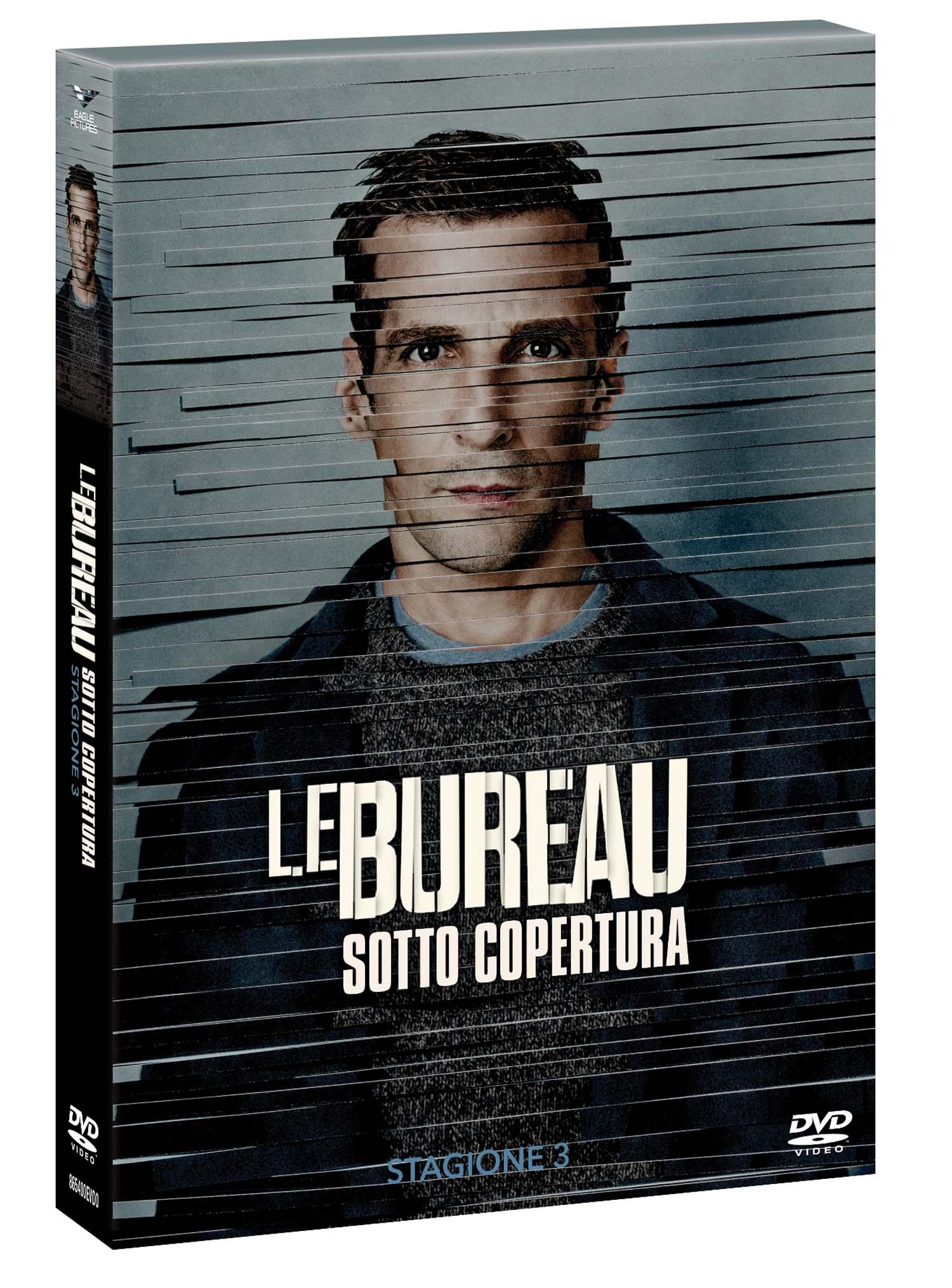 COF.LE BUREAU - SOTTO COPERTURA - STAGIONE 03 (4 DVD) (DVD)