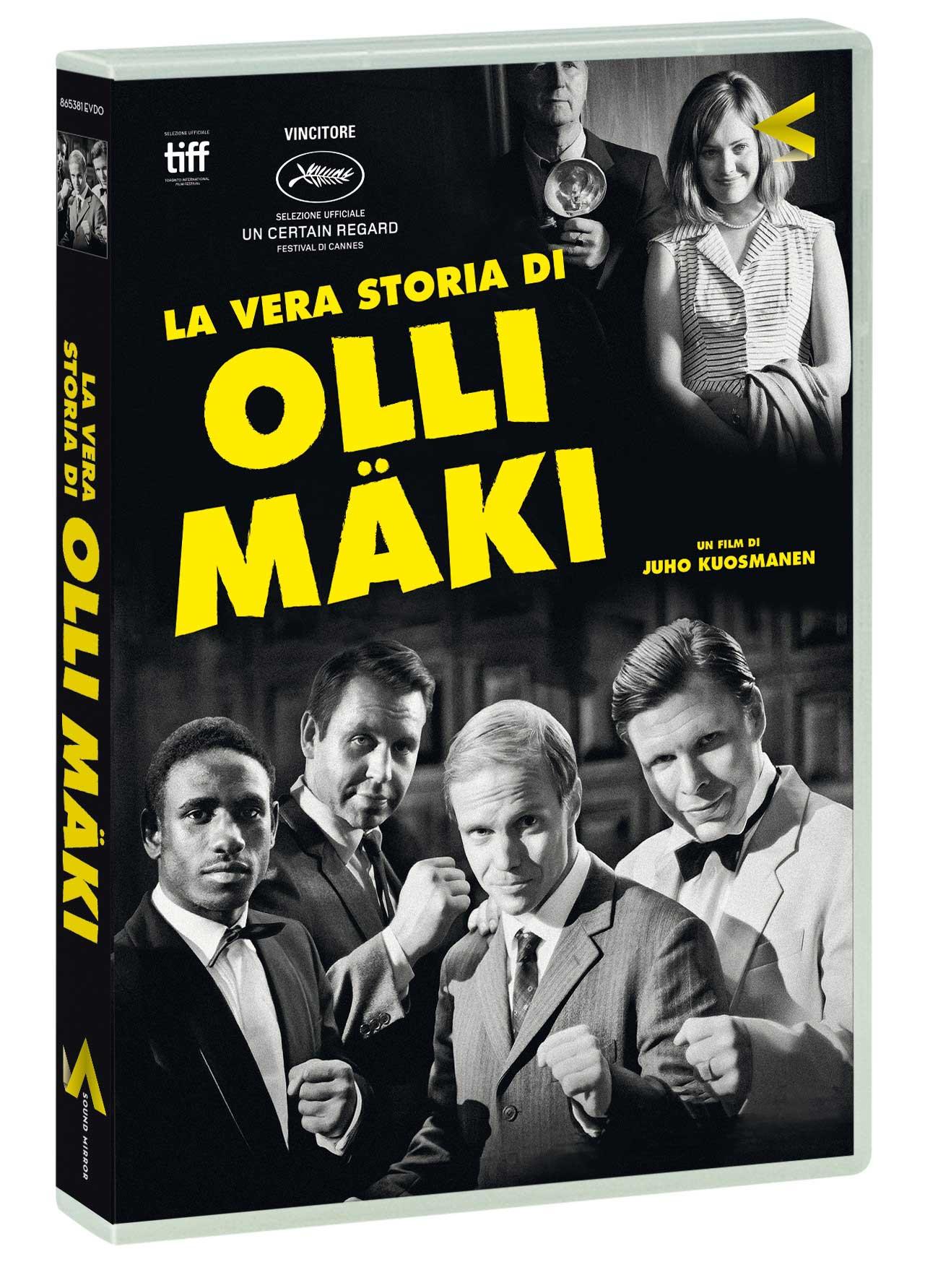 LA VERA STORIA DI OLLI MAKI (DVD)