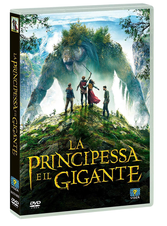 LA PRINCIPESSA E IL GIGANTE (DVD)