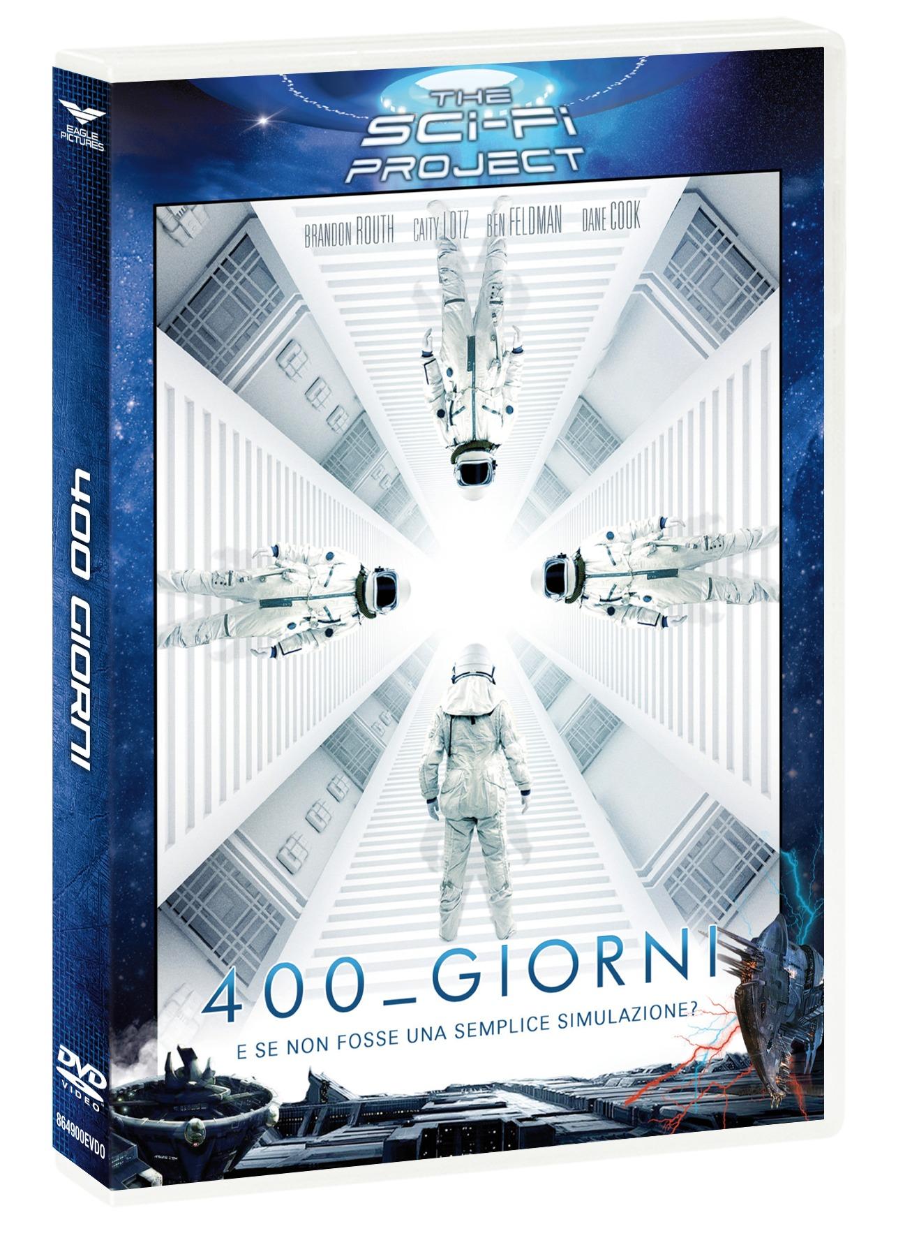 400 GIORNI (SCI-FI PROJECT) (DVD)