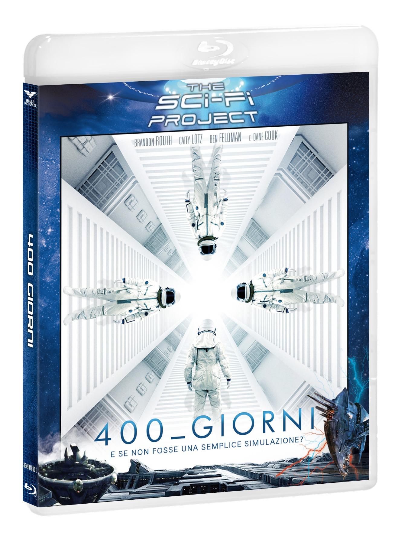 400 GIORNI (SCI-FI PROJECT) - BLU RAY