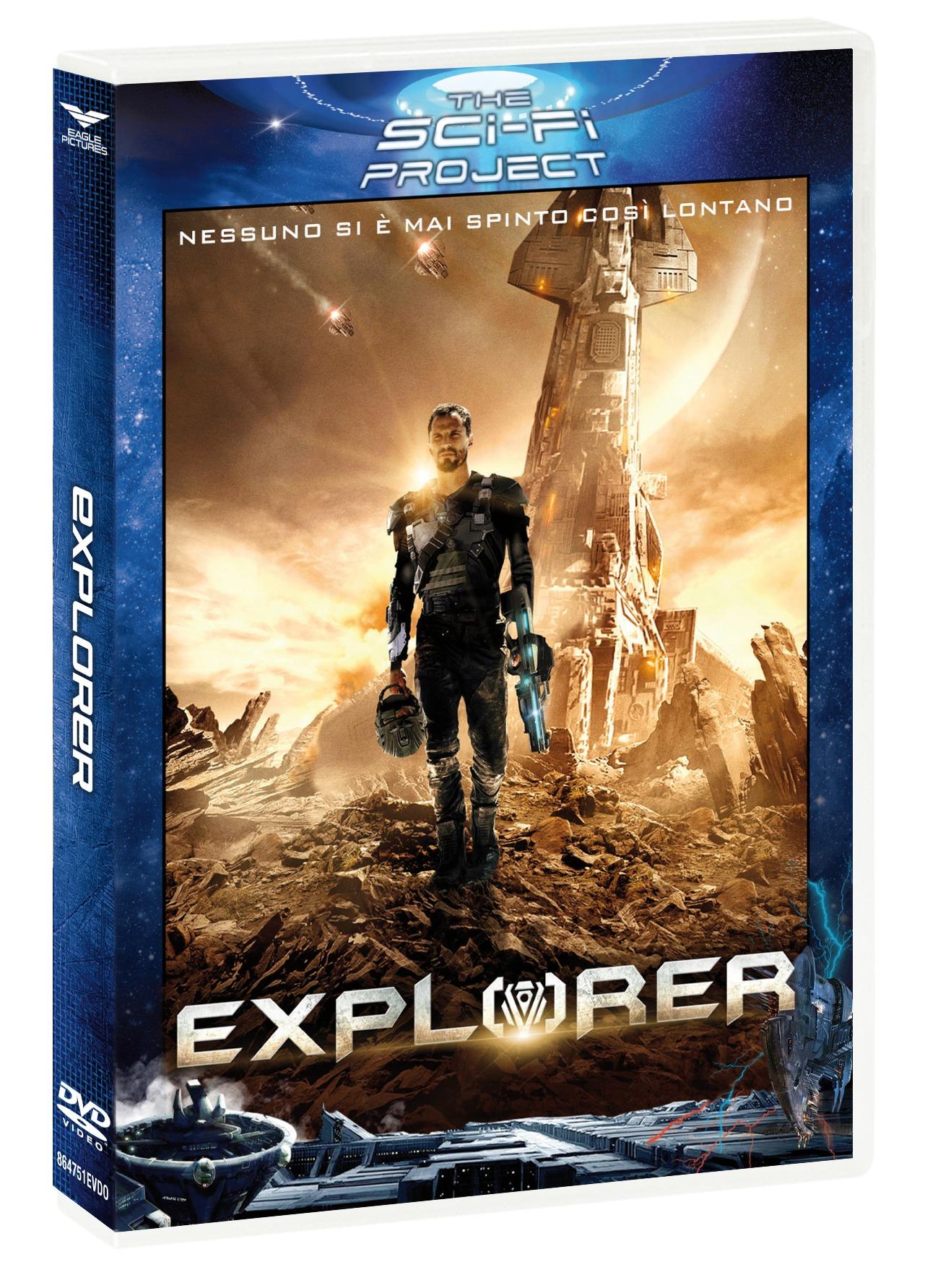 EXPLORER (DVD)