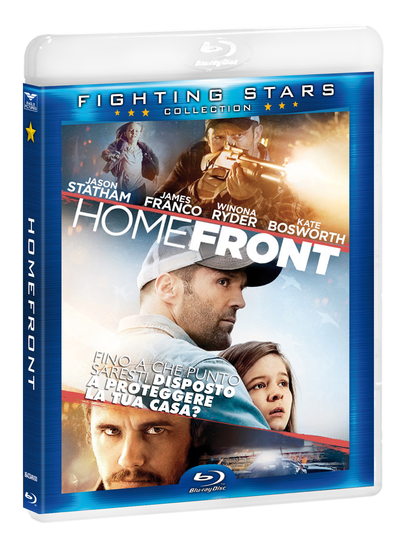 HOMEFRONT (FIGHTING STARS) (DVD)