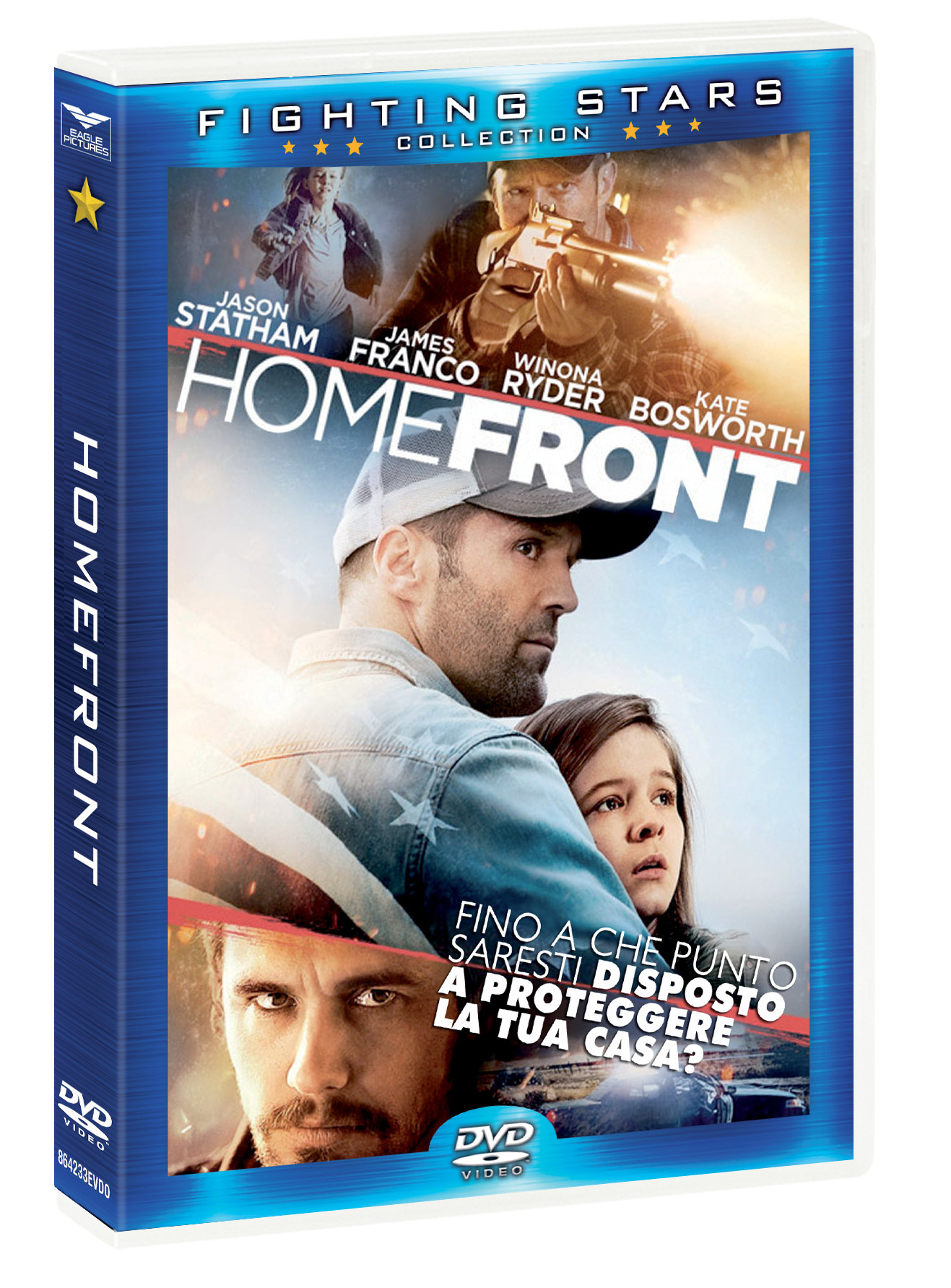 HOMEFRONT (FIGHTING STARS) - BLU RAY