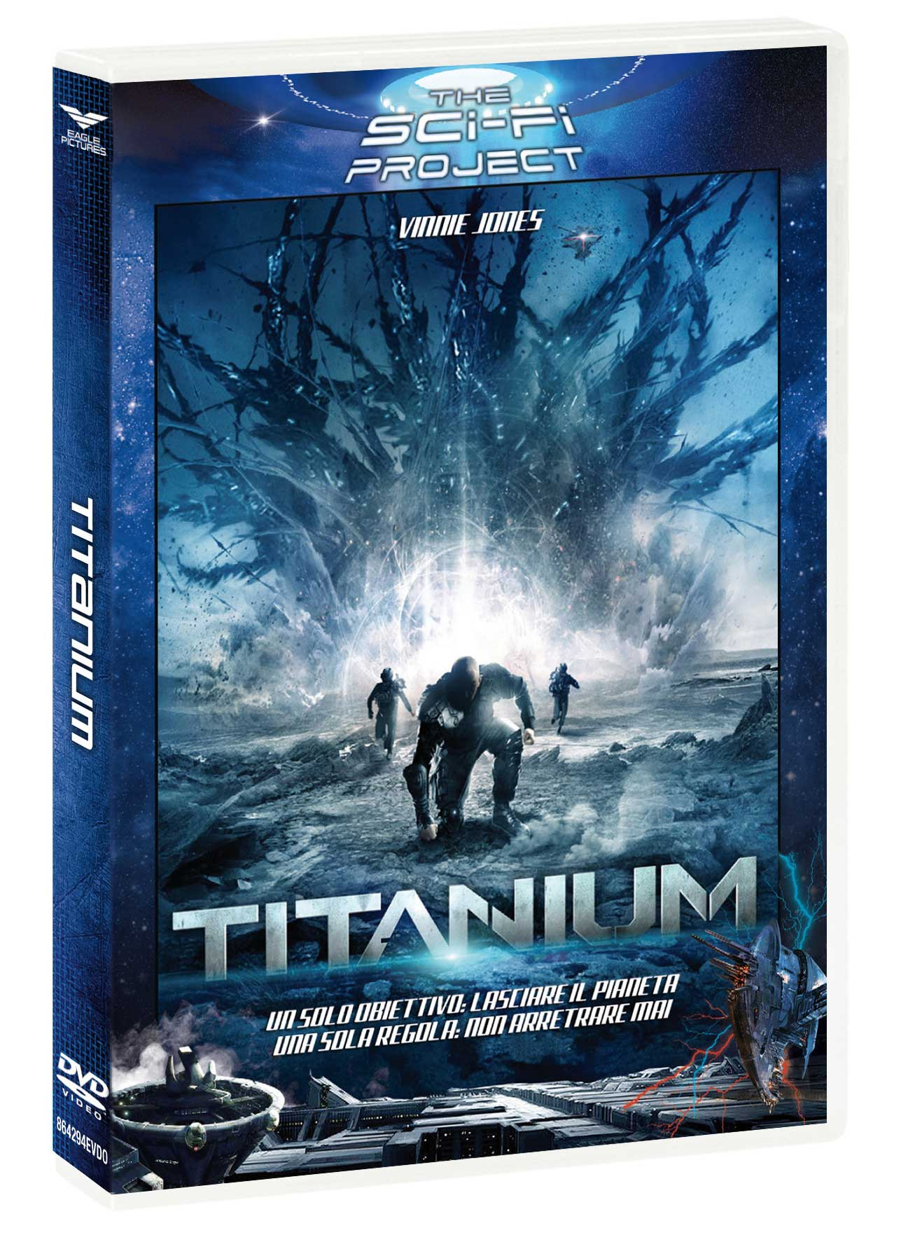 TITANIUM (SCI-FI PROJECT) (DVD)