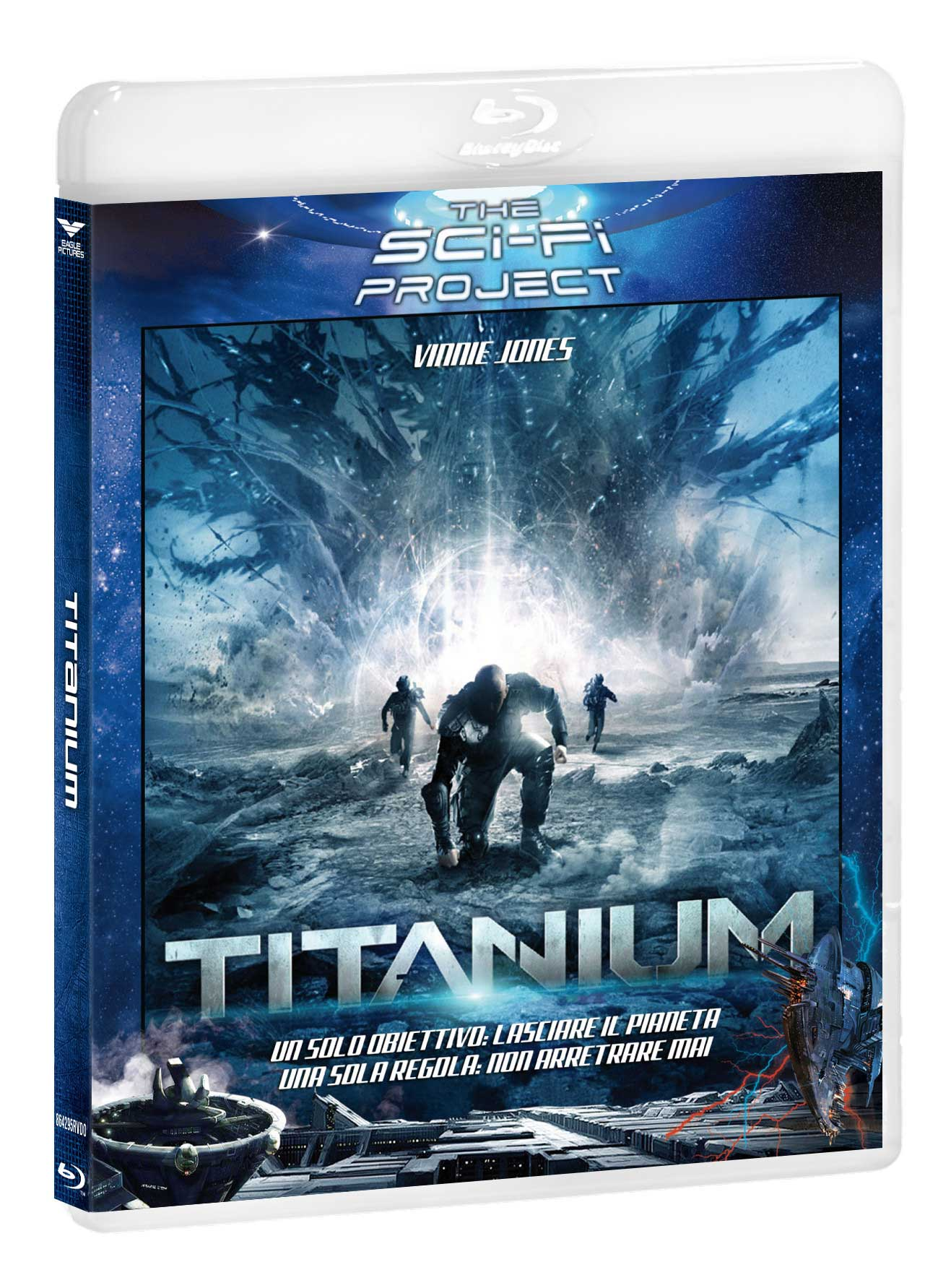 TITANIUM (SCI-FI PROJECT) - BLU RAY