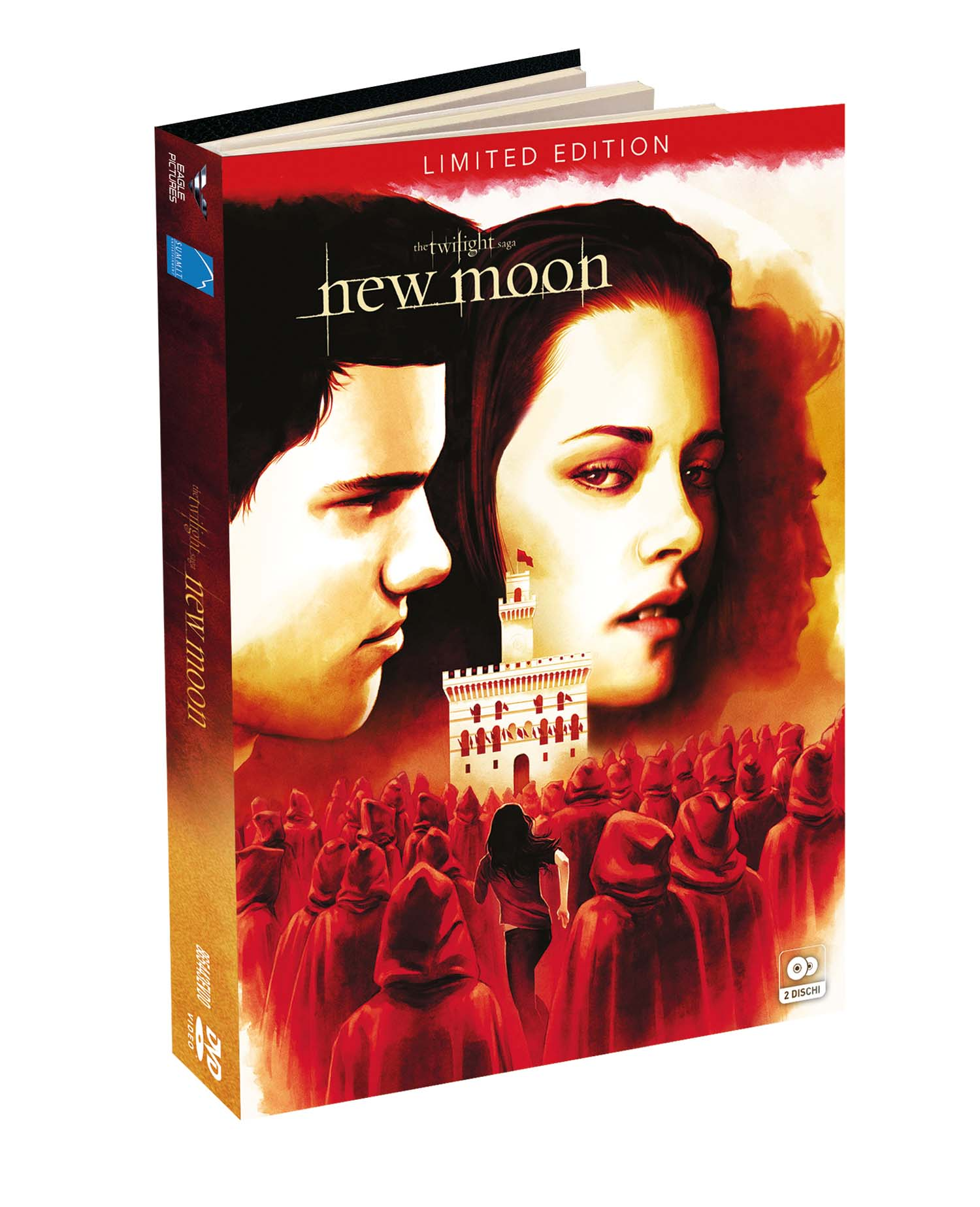 NEW MOON DIGIBOOK (2 DVD) (DVD)