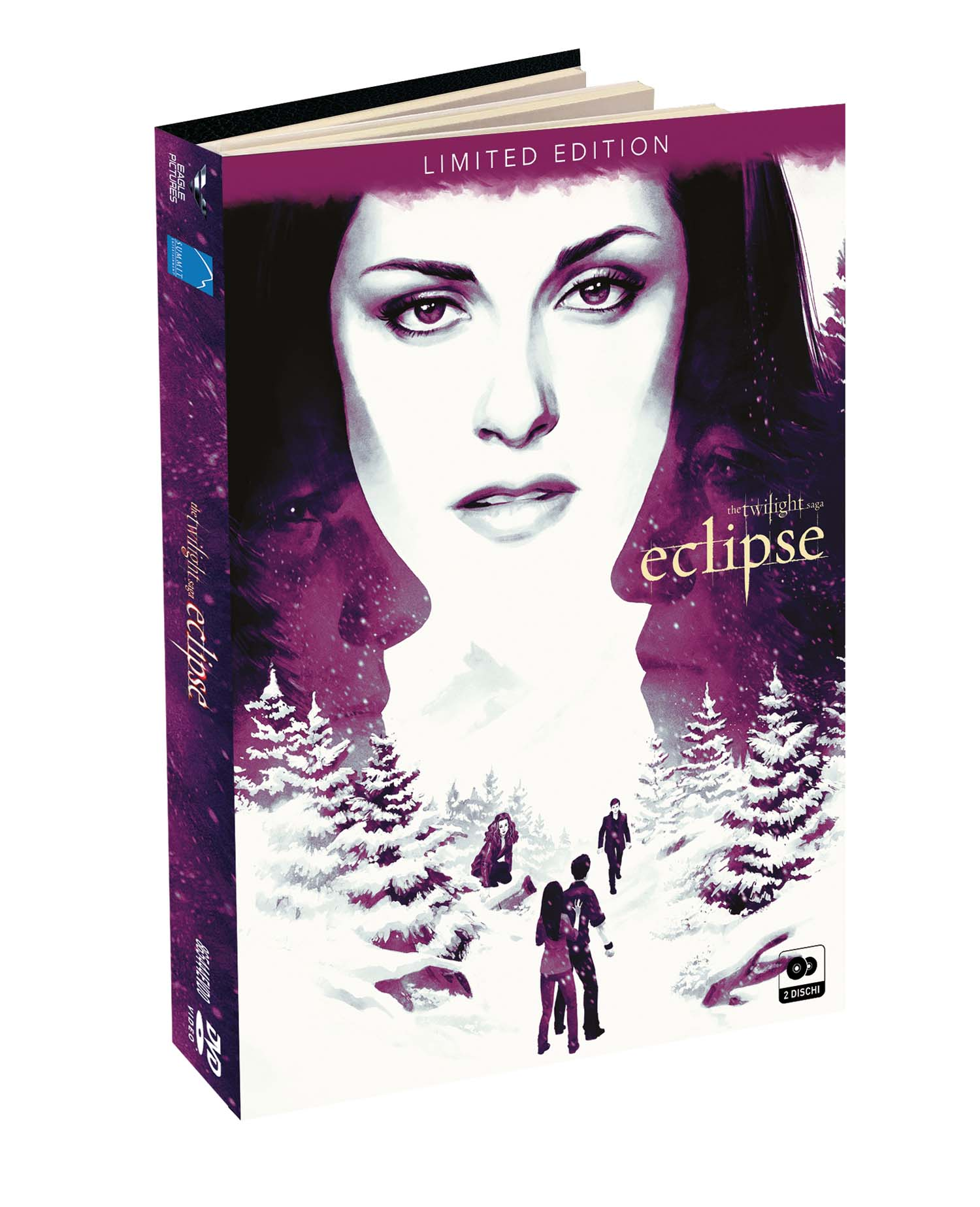 ECLIPSE DIGIBOOK (2 DVD) (DVD)