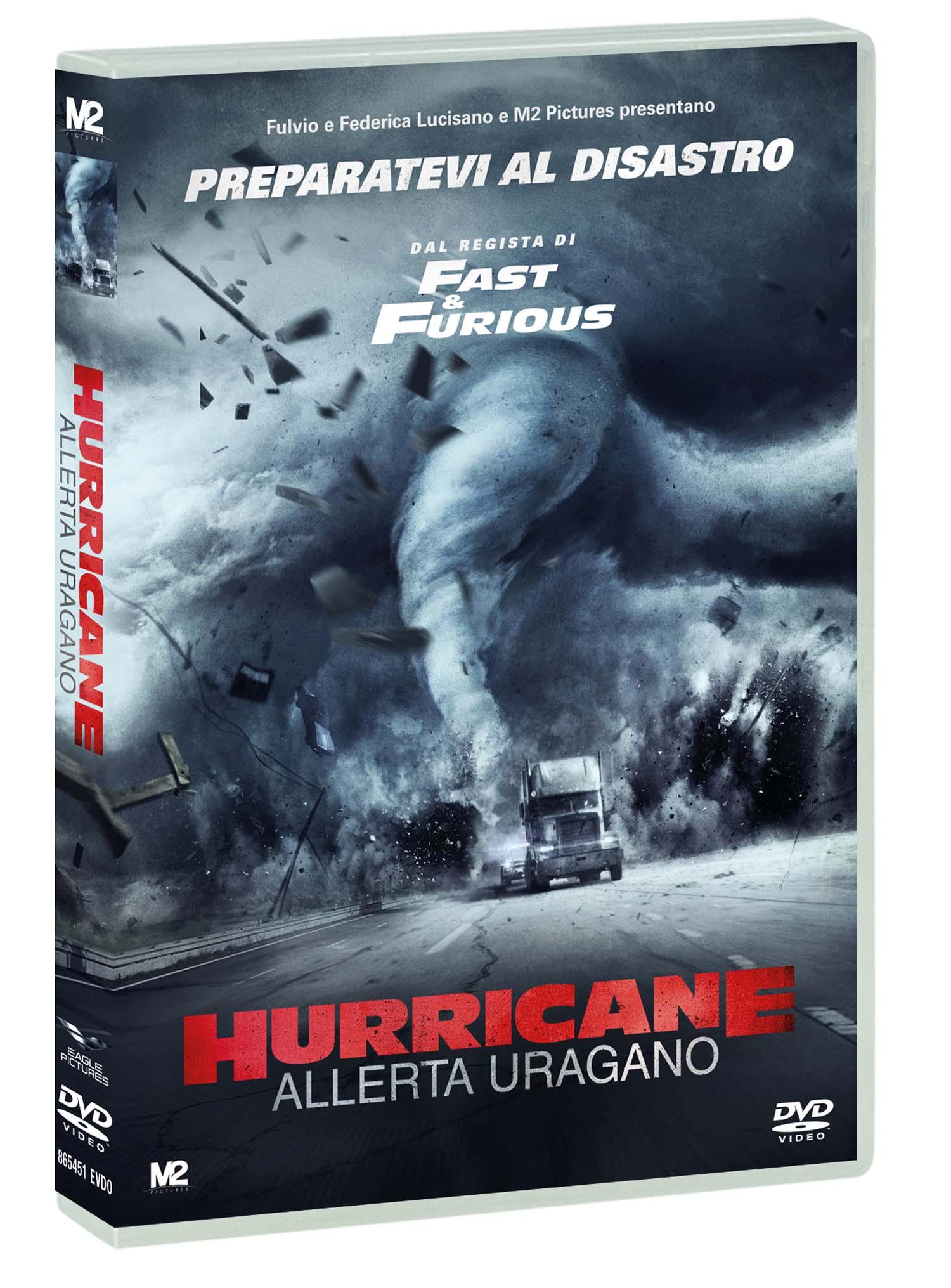 HURRICANE - ALLERTA URAGANO (DVD)