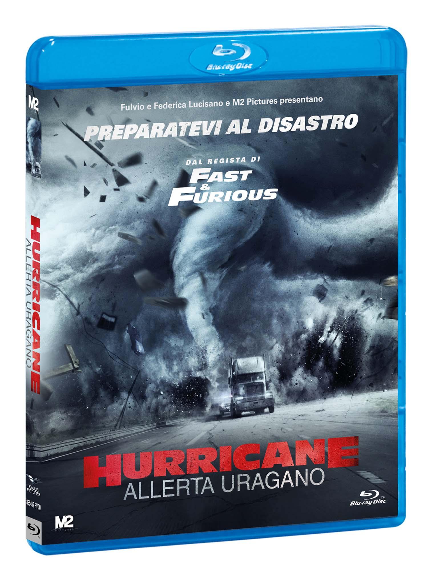 HURRICANE - ALLERTA URAGANO - BLU RAY