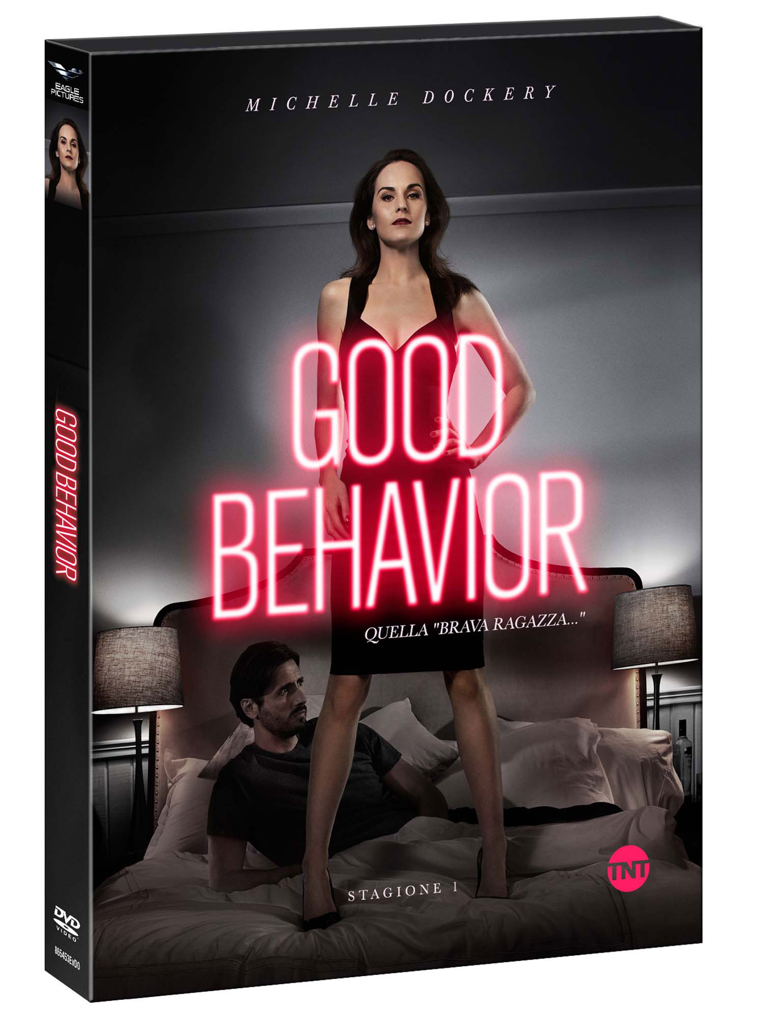 COF.GOOD BEHAVIOR - STAGIONE 01 (3 DVD) (DVD)
