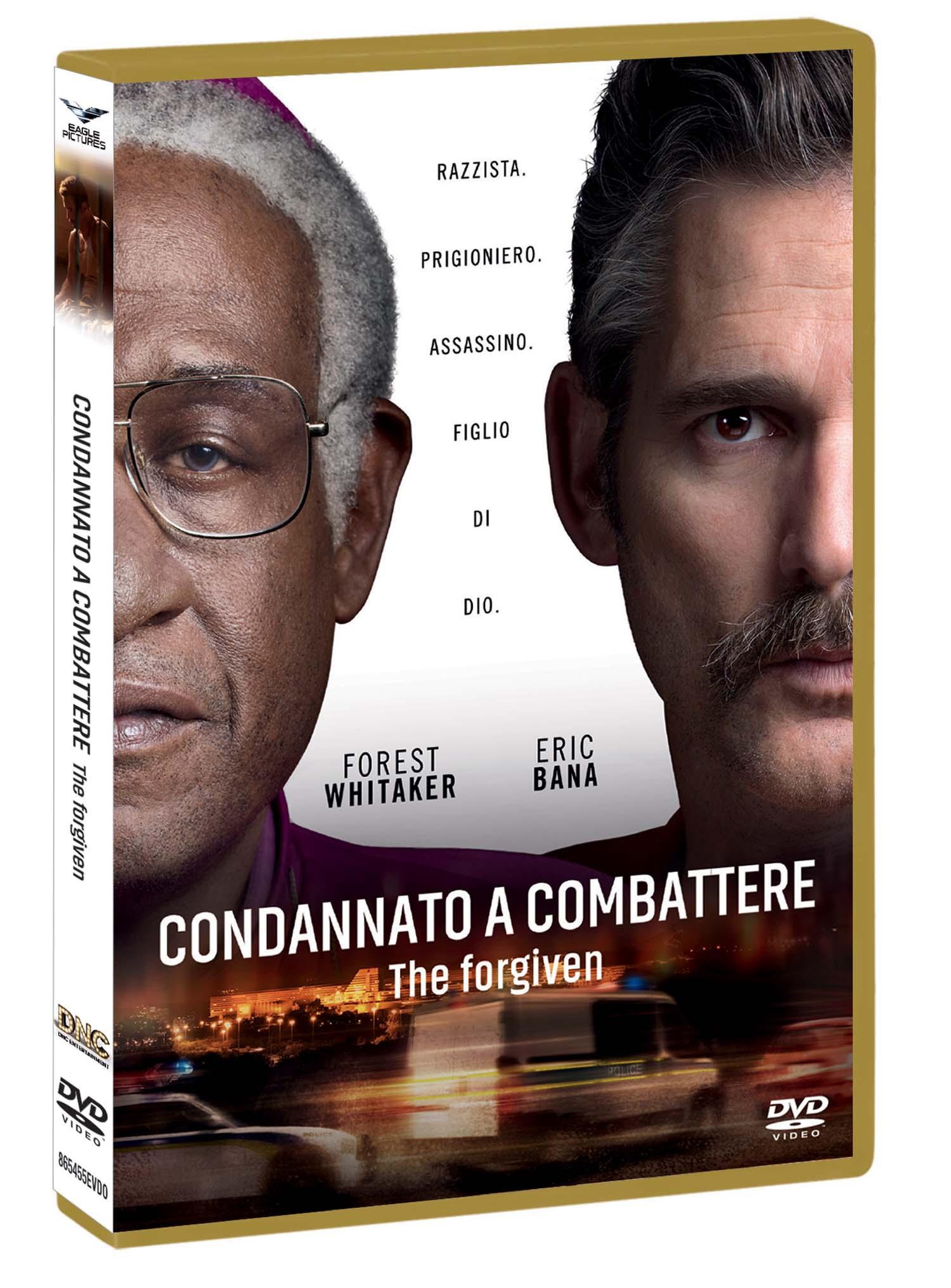 THE FORGIVEN - CONDANNATO A COMBATTERE (DVD)