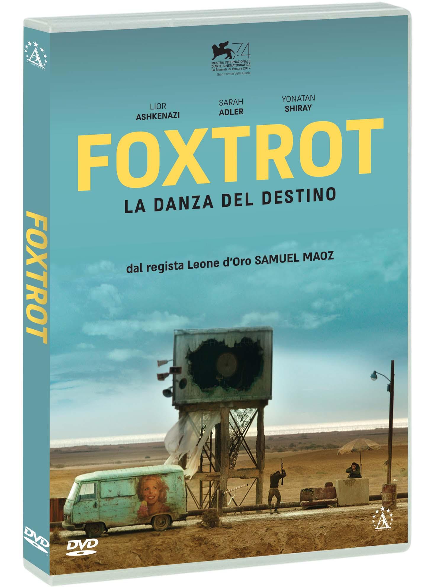FOXTROT (DVD)