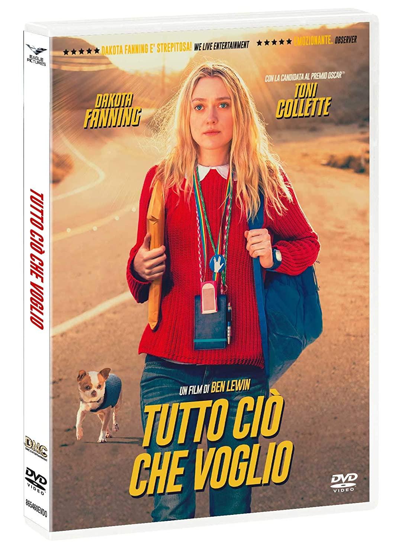TUTTO CIO' CHE VOGLIO (DVD)