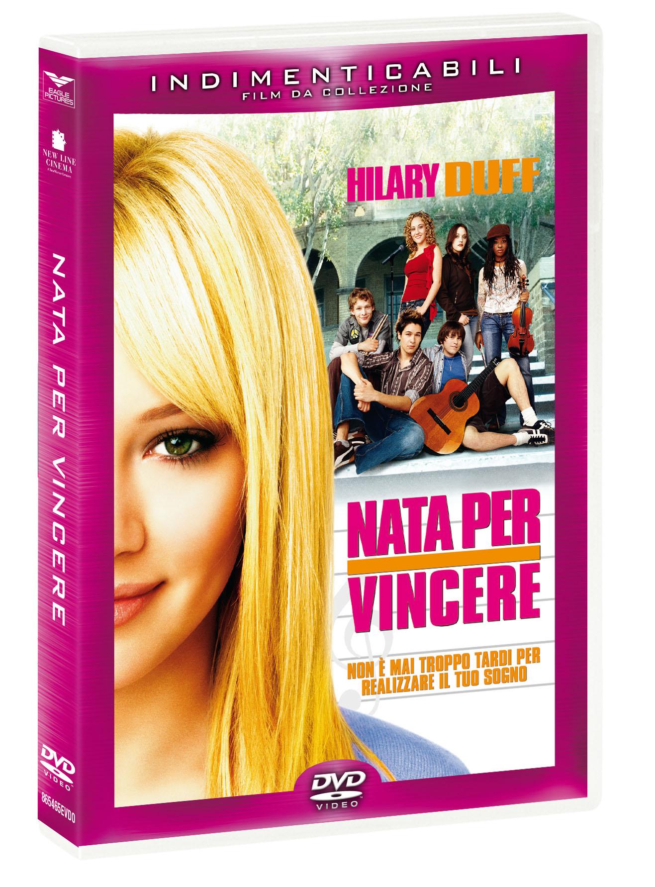 NATA PER VINCERE (INDIMENTICABILI) (DVD)