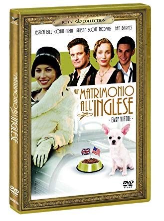 UN MATRIMONIO ALL'INGLESE (DVD)