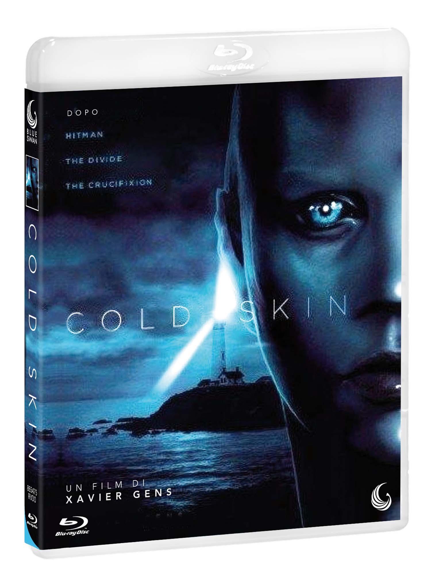 COLD SKIN - LA CREATURA DI ATLANTIDE - BLU RAY