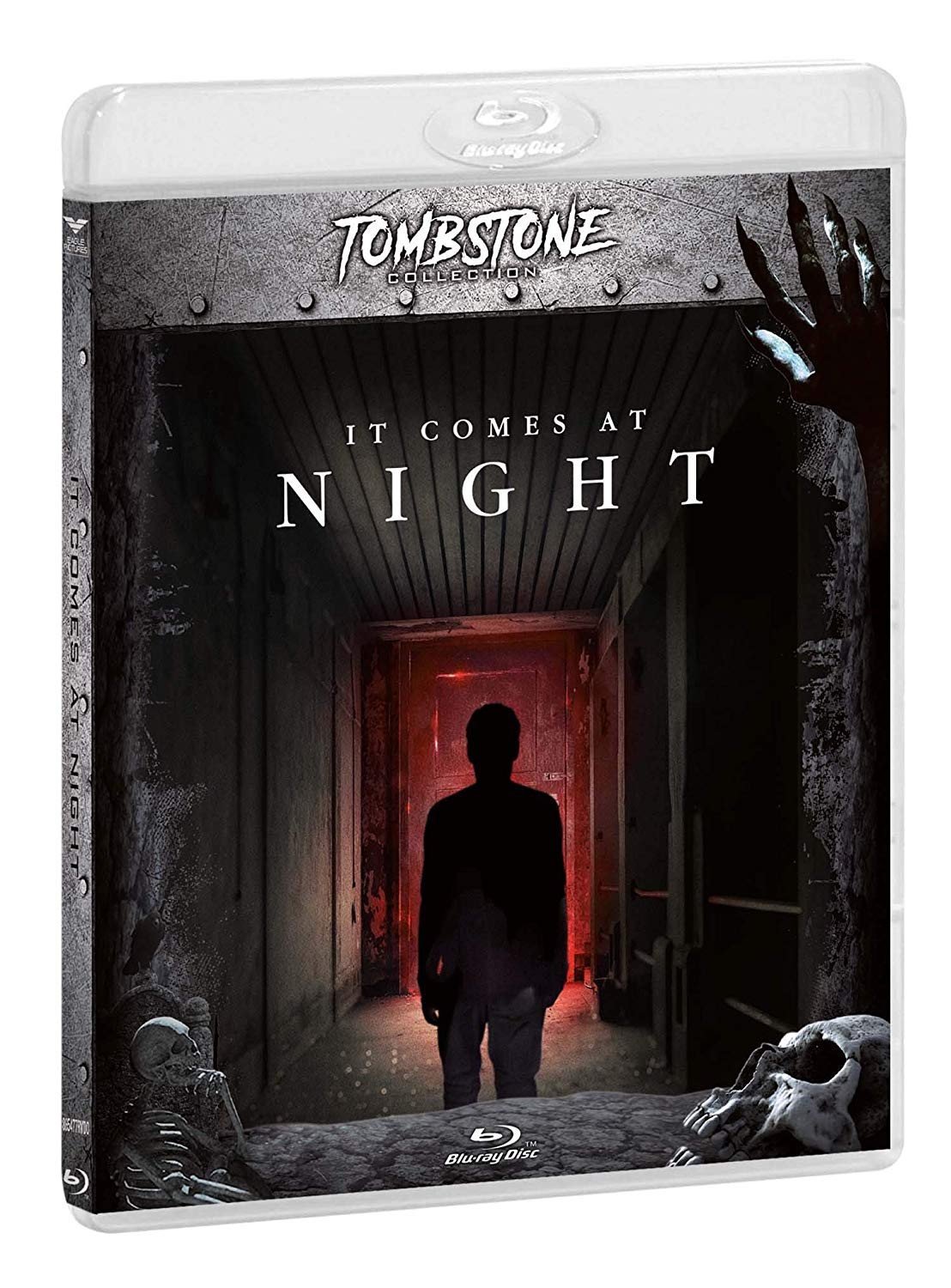 IT COMES AT NIGHT (TOMBSTONE COLLECTION) - BLU RAY