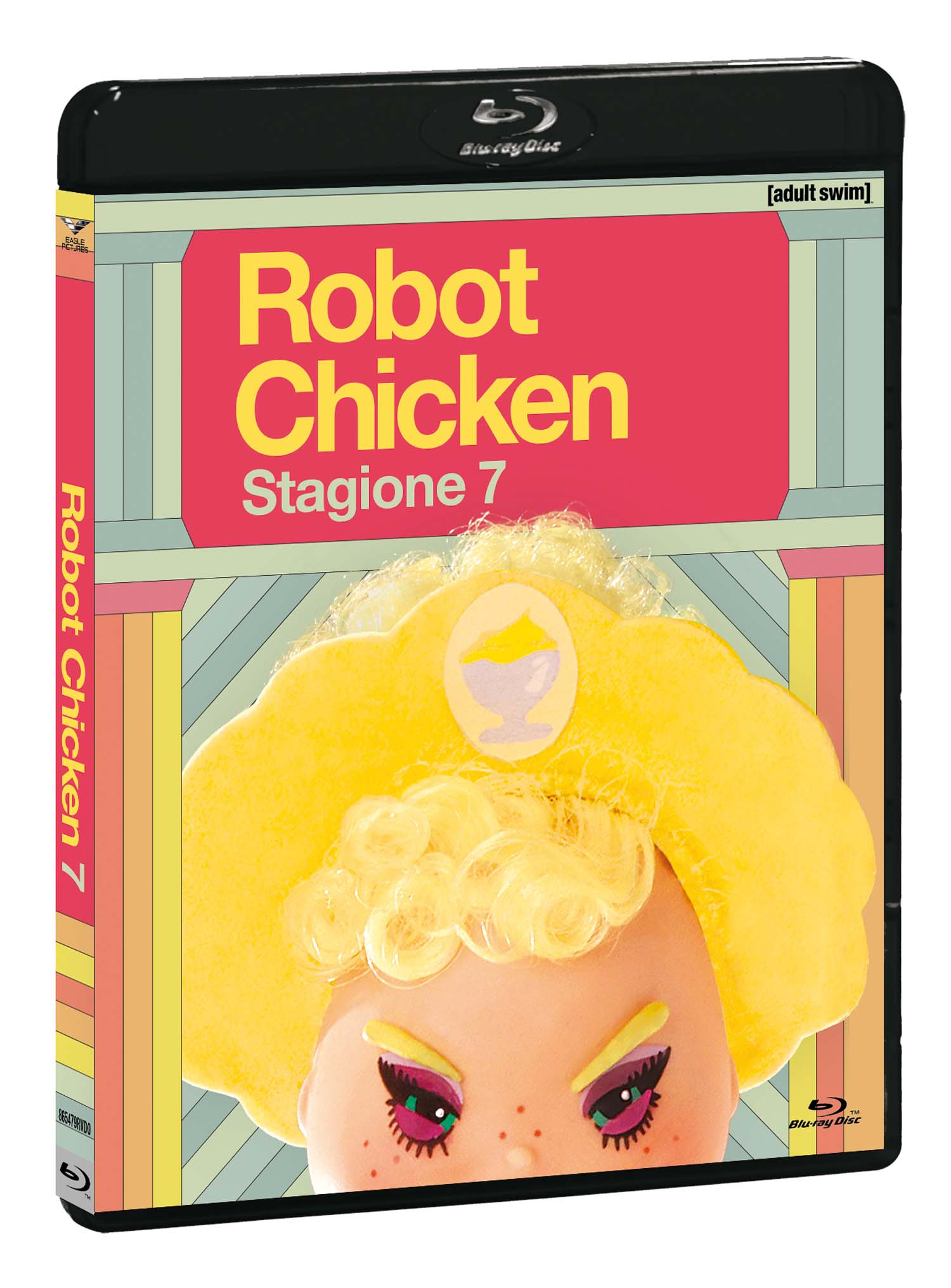 COF.ROBOT CHICKEN - STAGIONE 07 (2 BLU-RAY+GADGET)