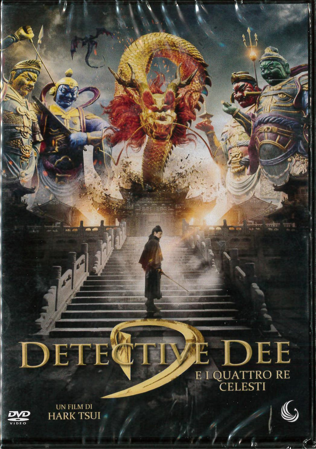 DETECTIVE DEE E I 4 RE CELESTI (DVD)