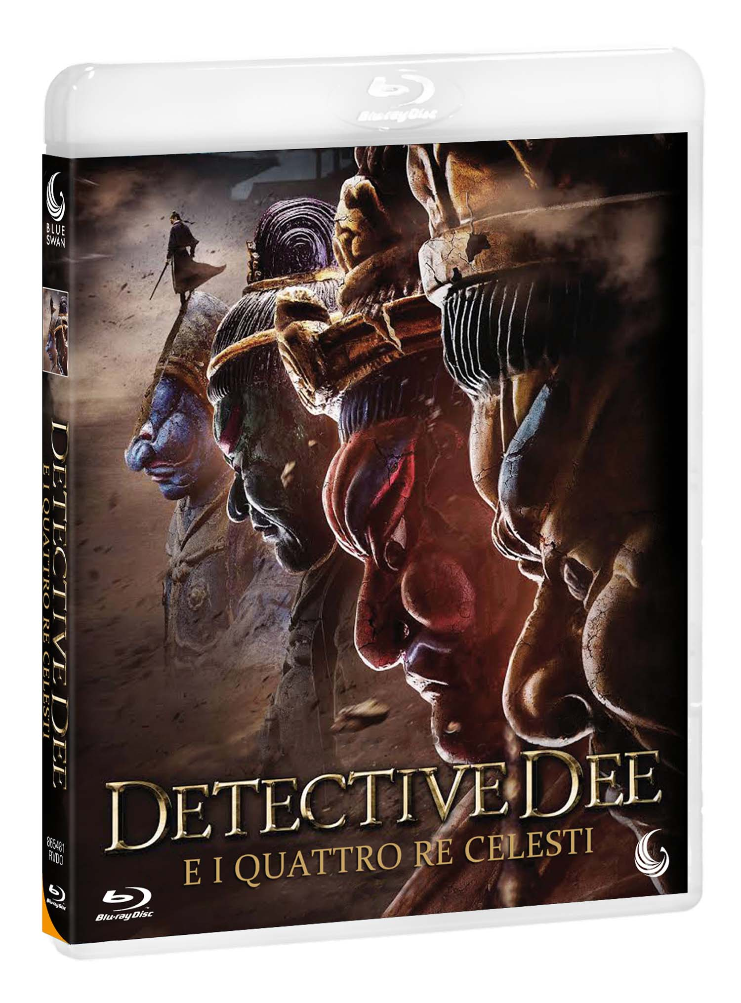 DETECTIVE DEE E I 4 RE CELESTI - BLU RAY