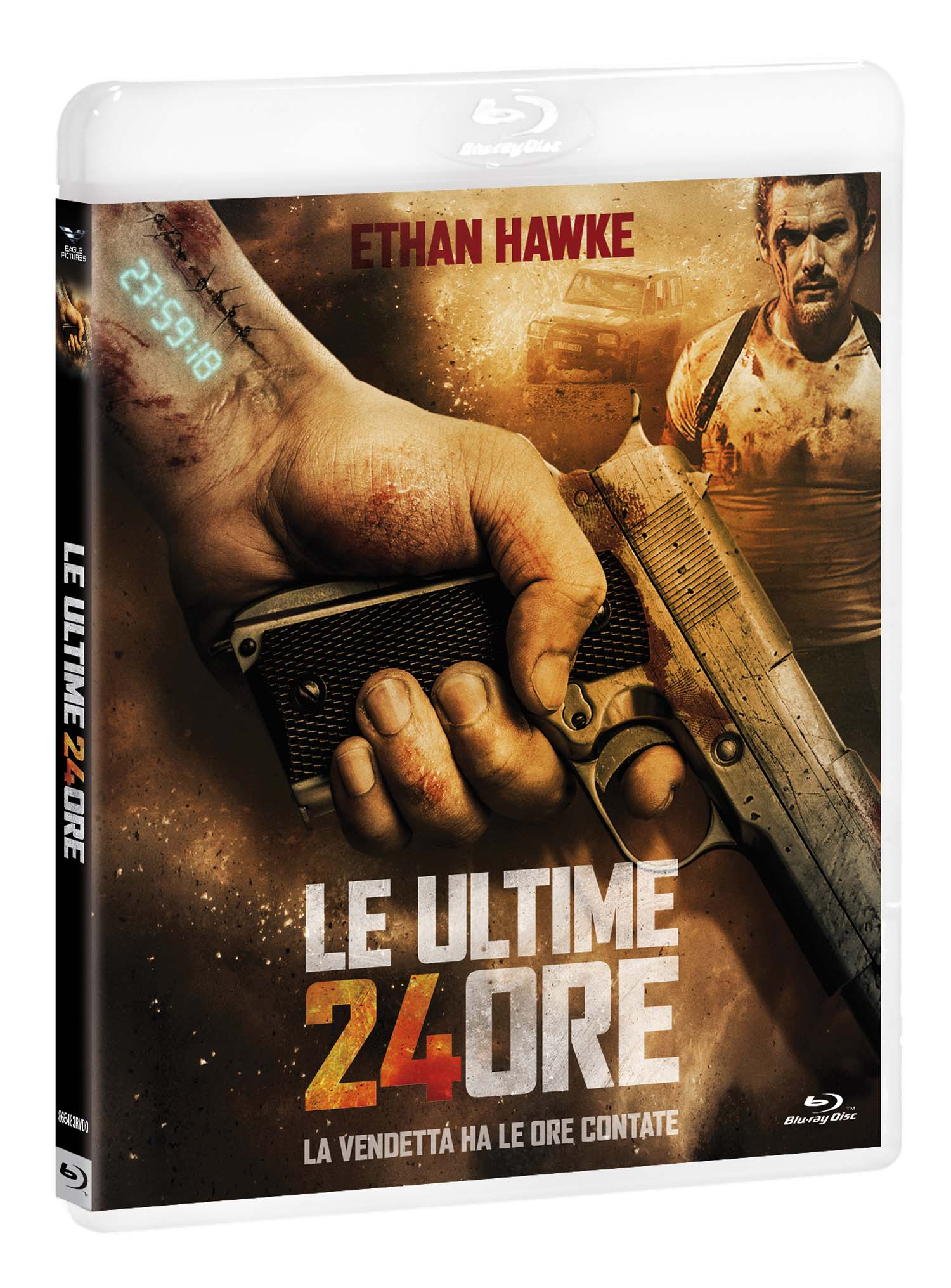 LE ULTIME 24 ORE - BLU RAY
