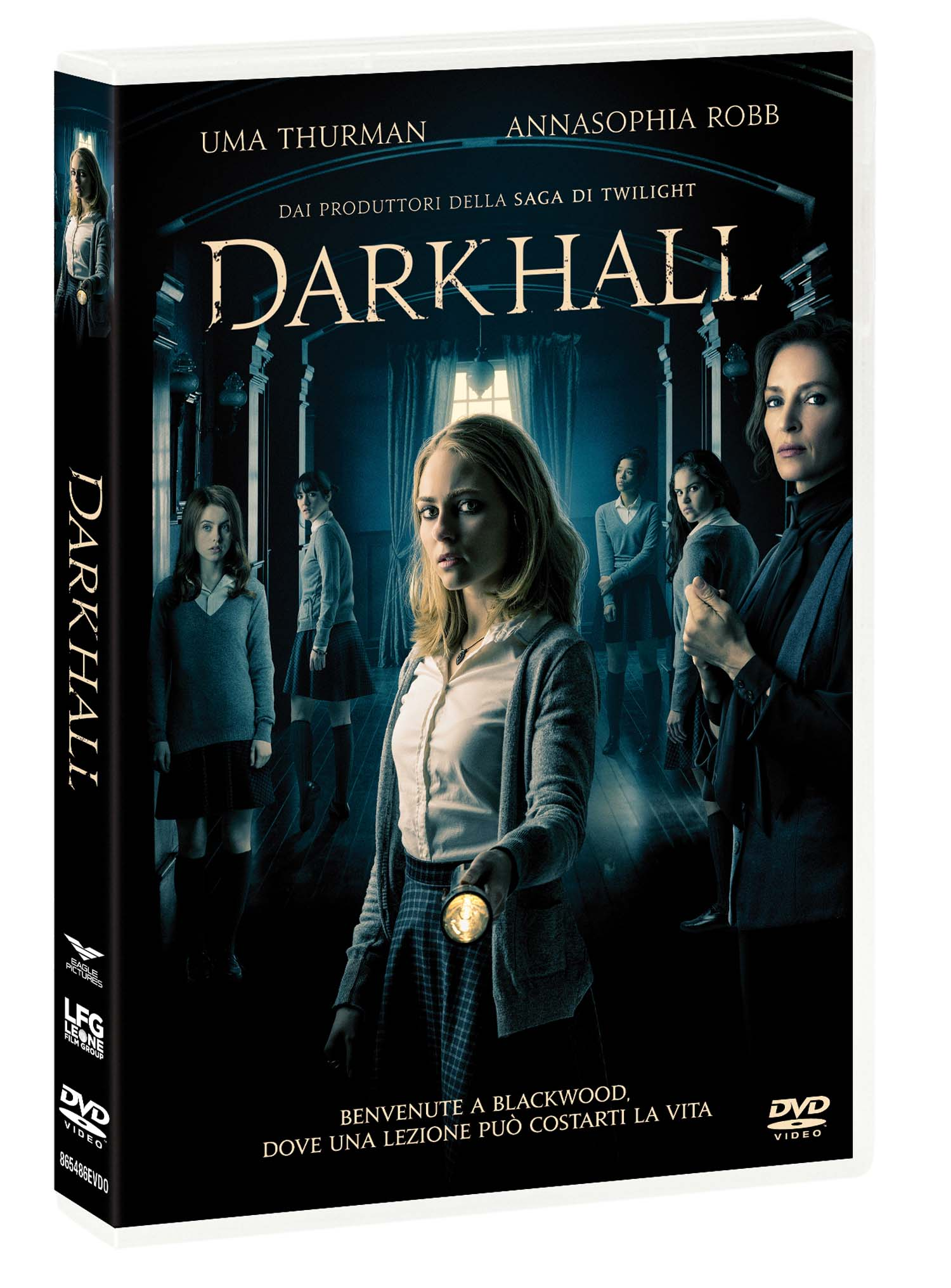 DARK HALL (DVD)