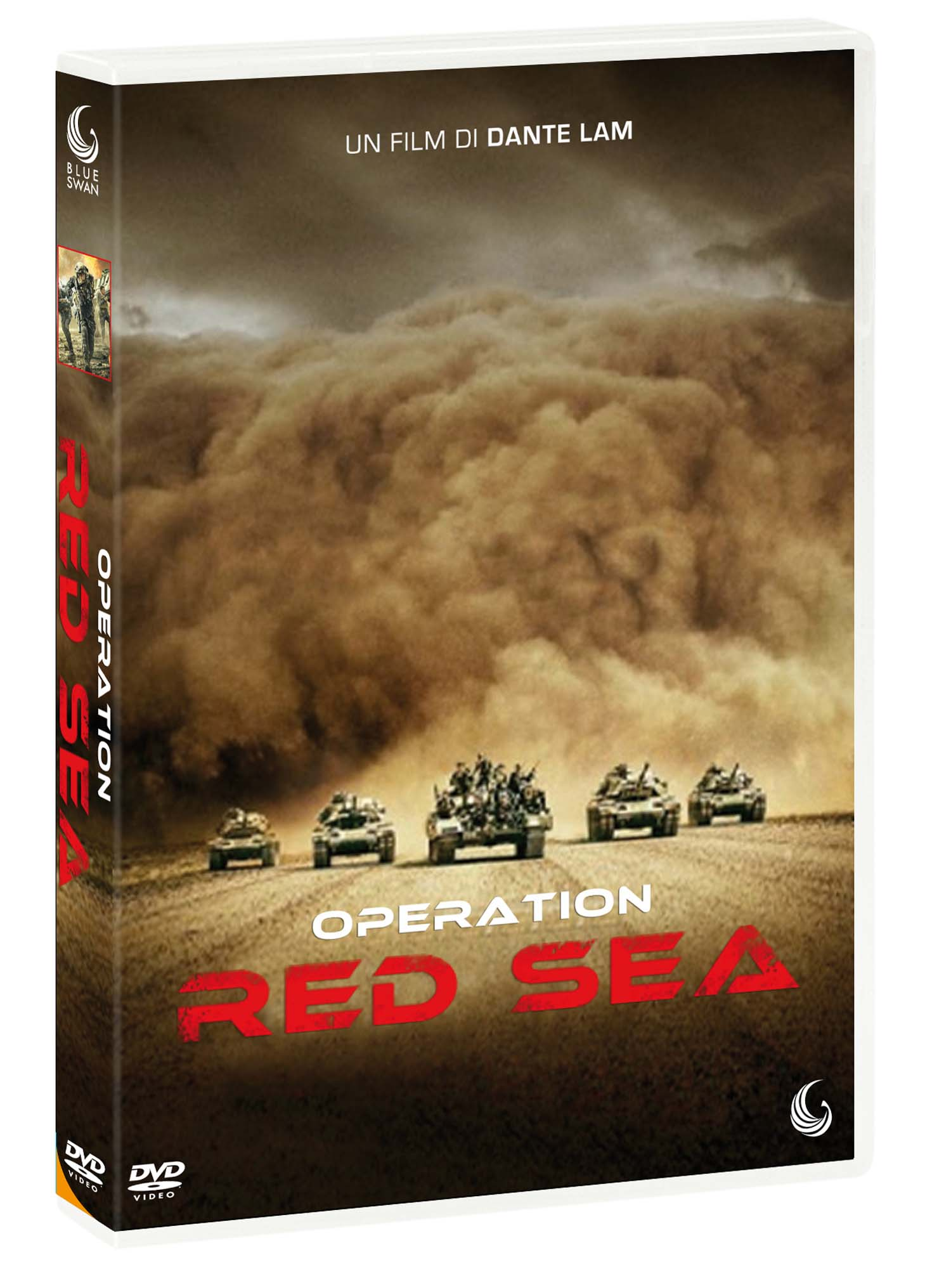 OPERATION RED SEA (DVD)