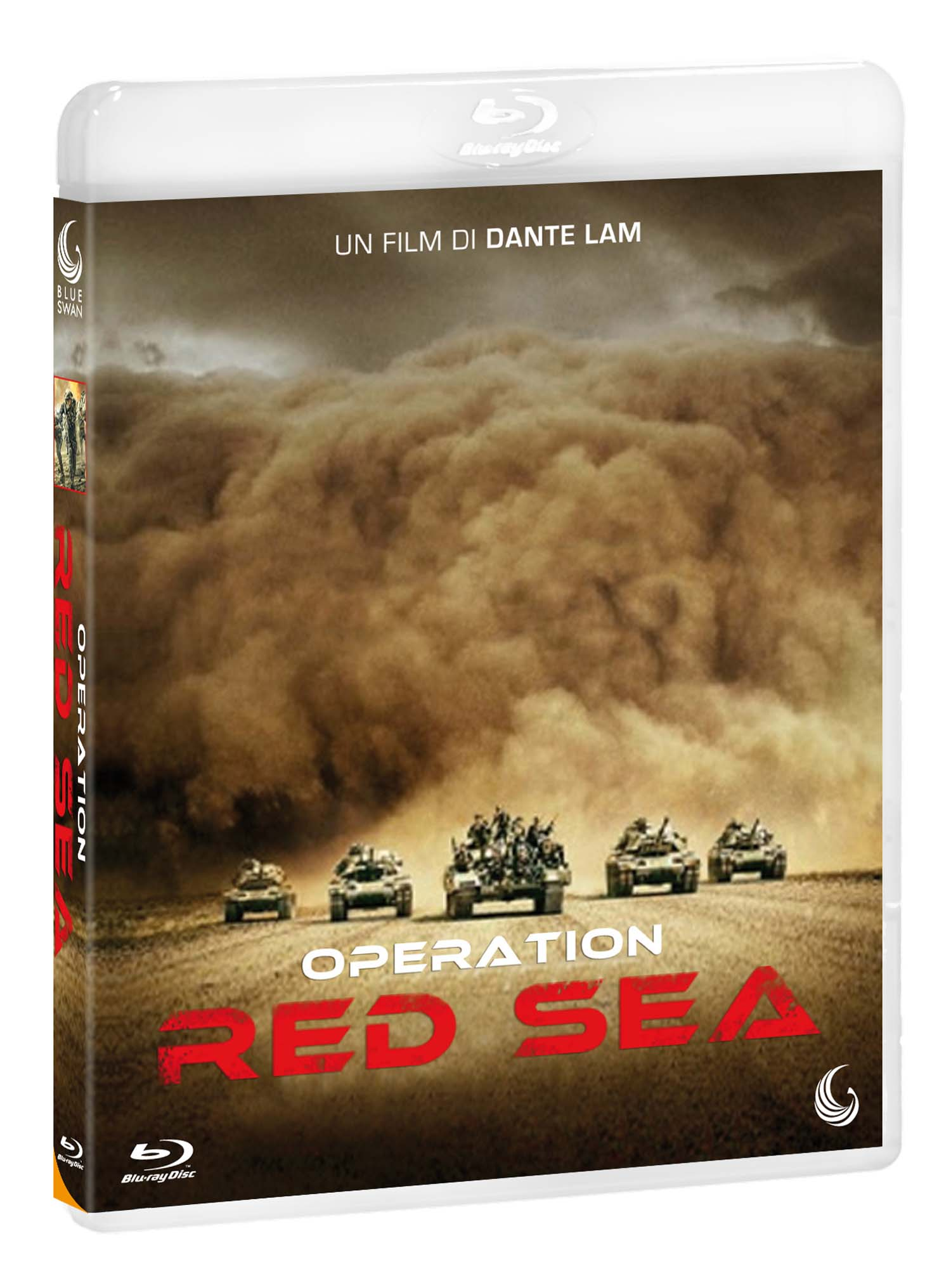 OPERATION RED SEA - BLU RAY