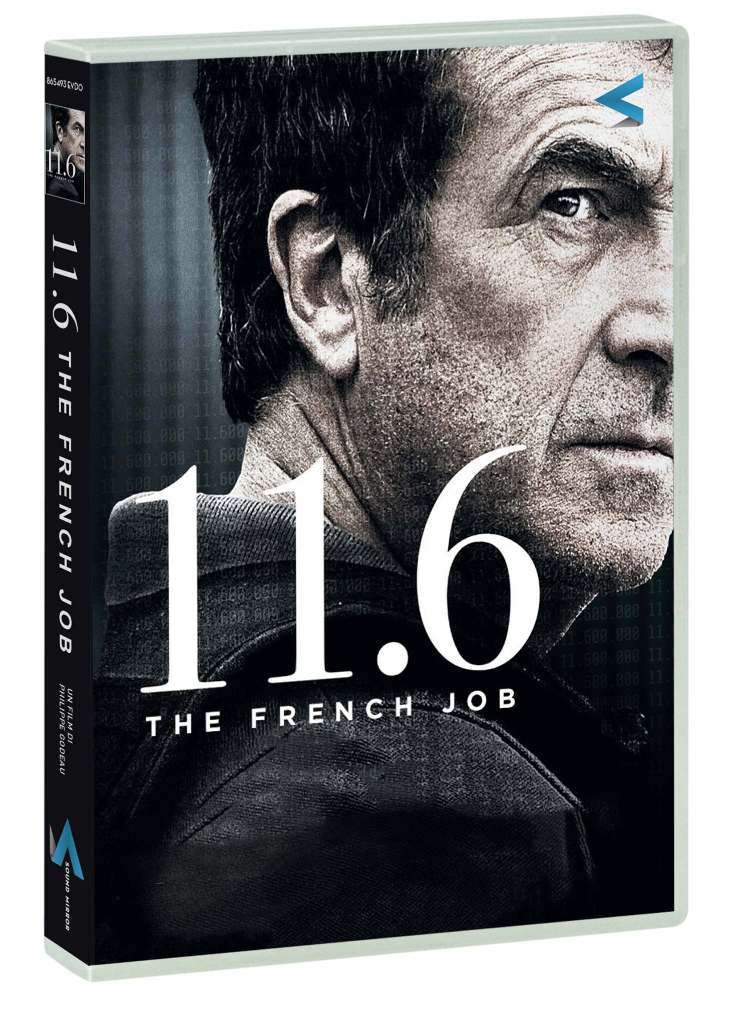 11.6 THE FRENCH JOB (DVD)