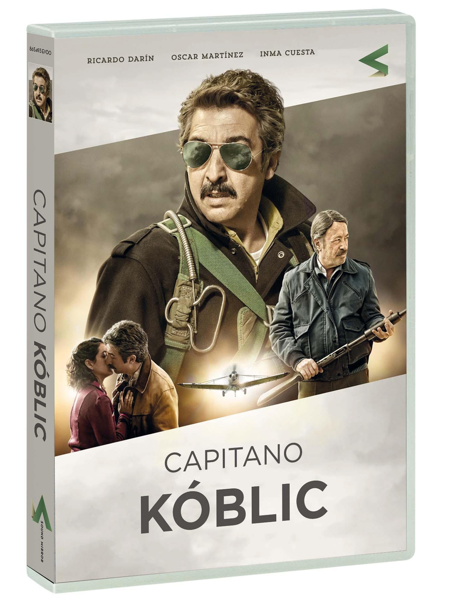 CAPITANO KOBLIC (DVD)