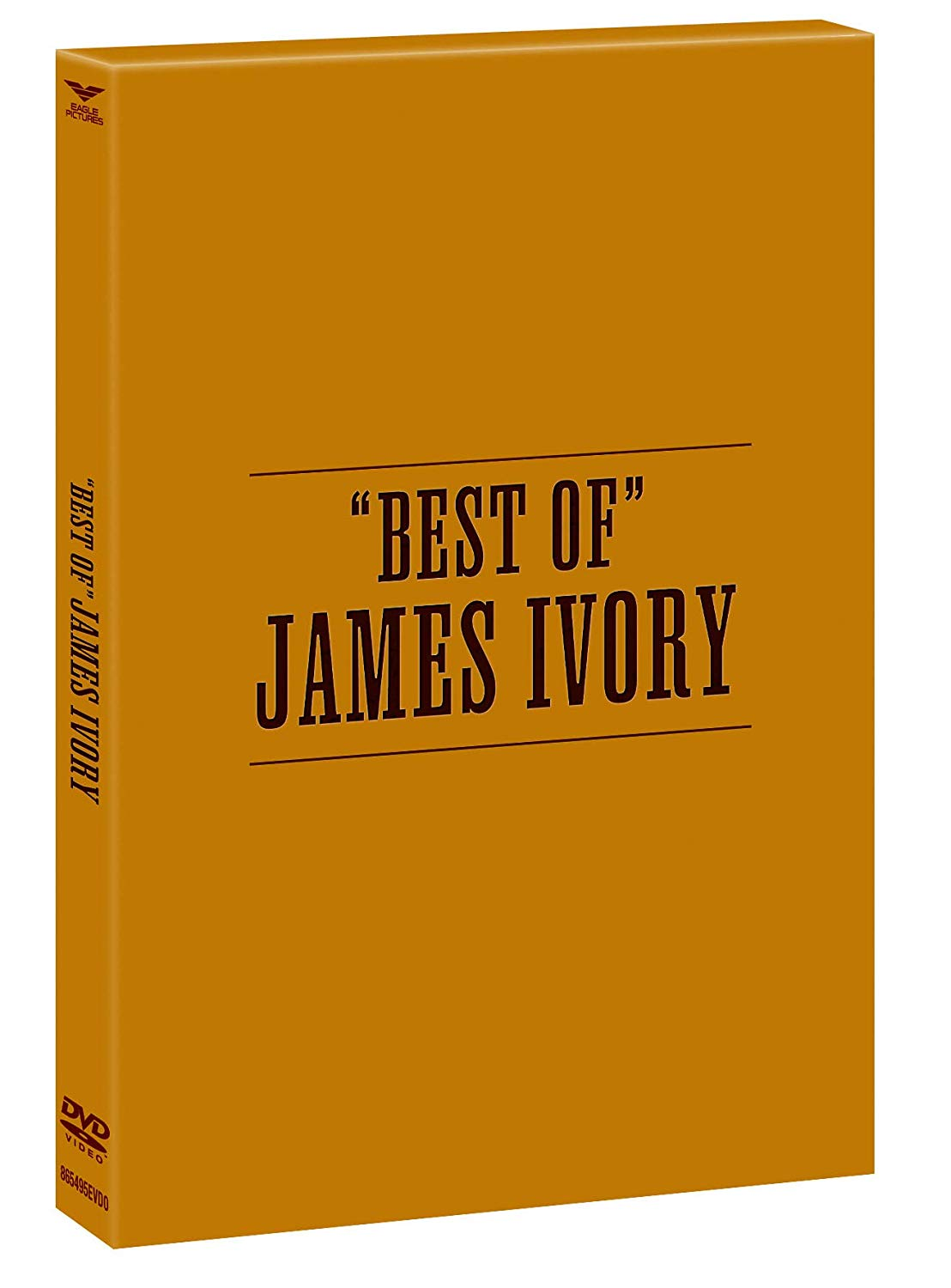 COF.JAMES IVORY COLLECTION (4 DVD) (DVD)