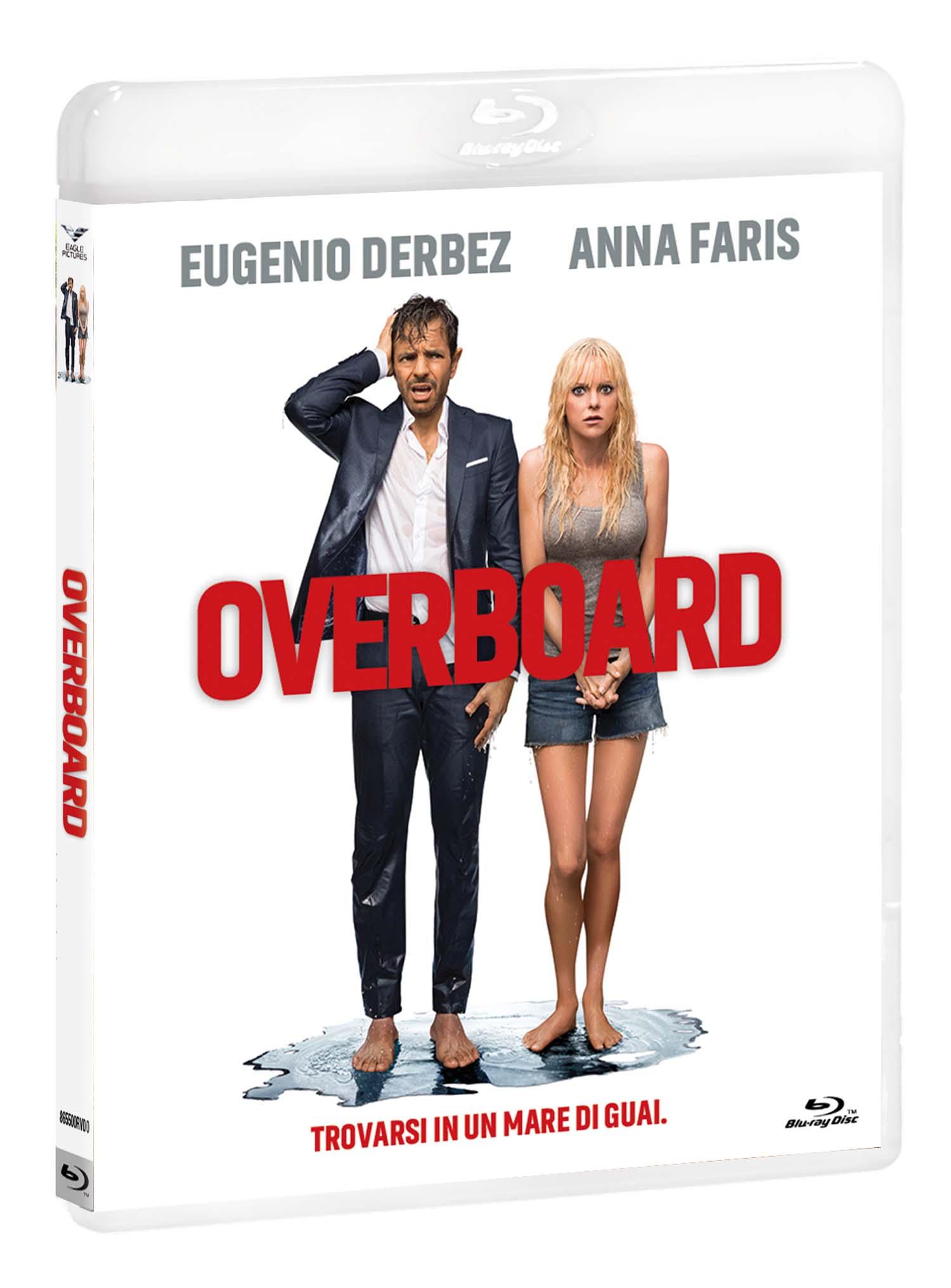 OVERBOARD - BLU RAY