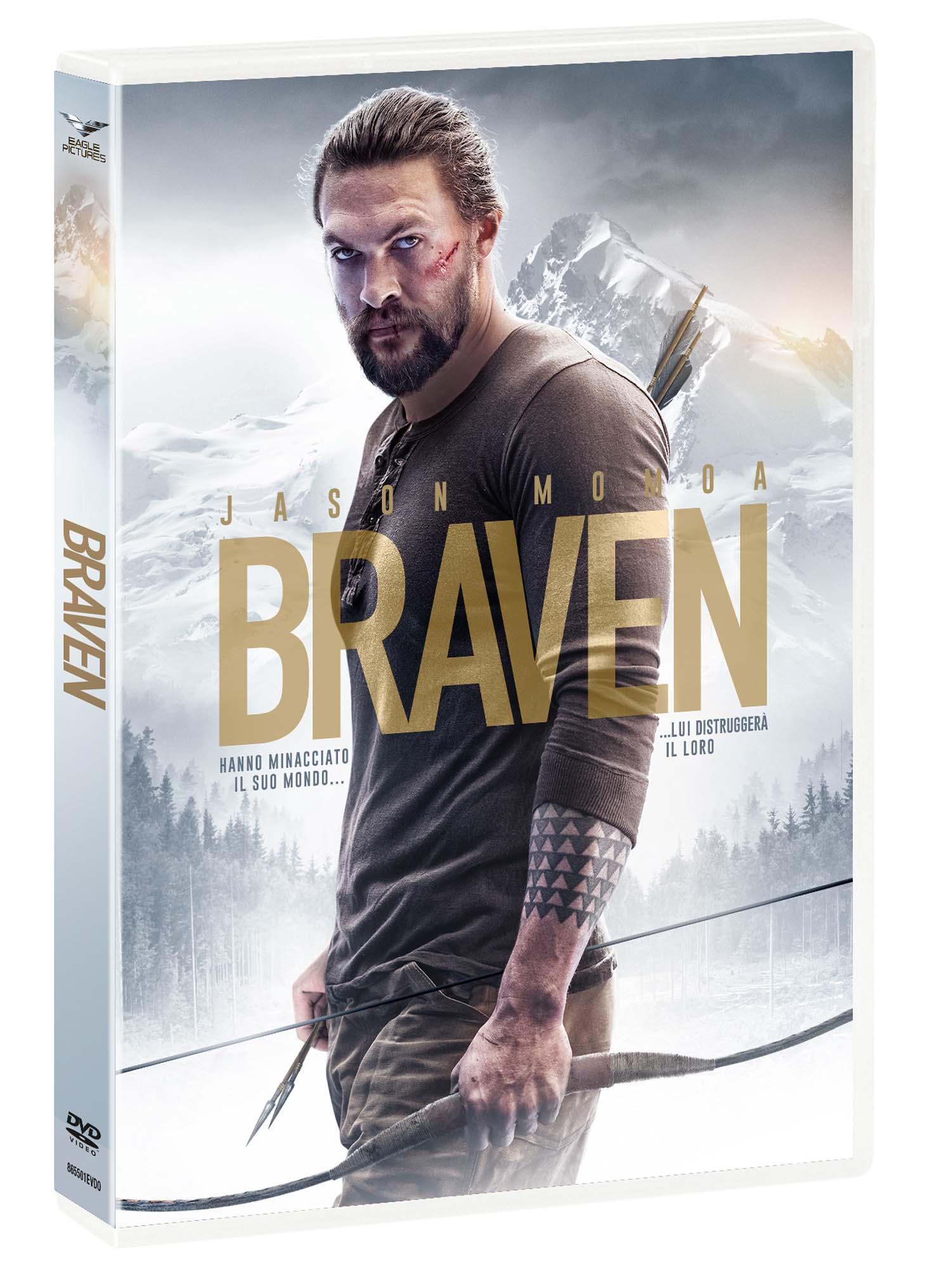 BRAVEN - IL CORAGGIOSO (DVD)